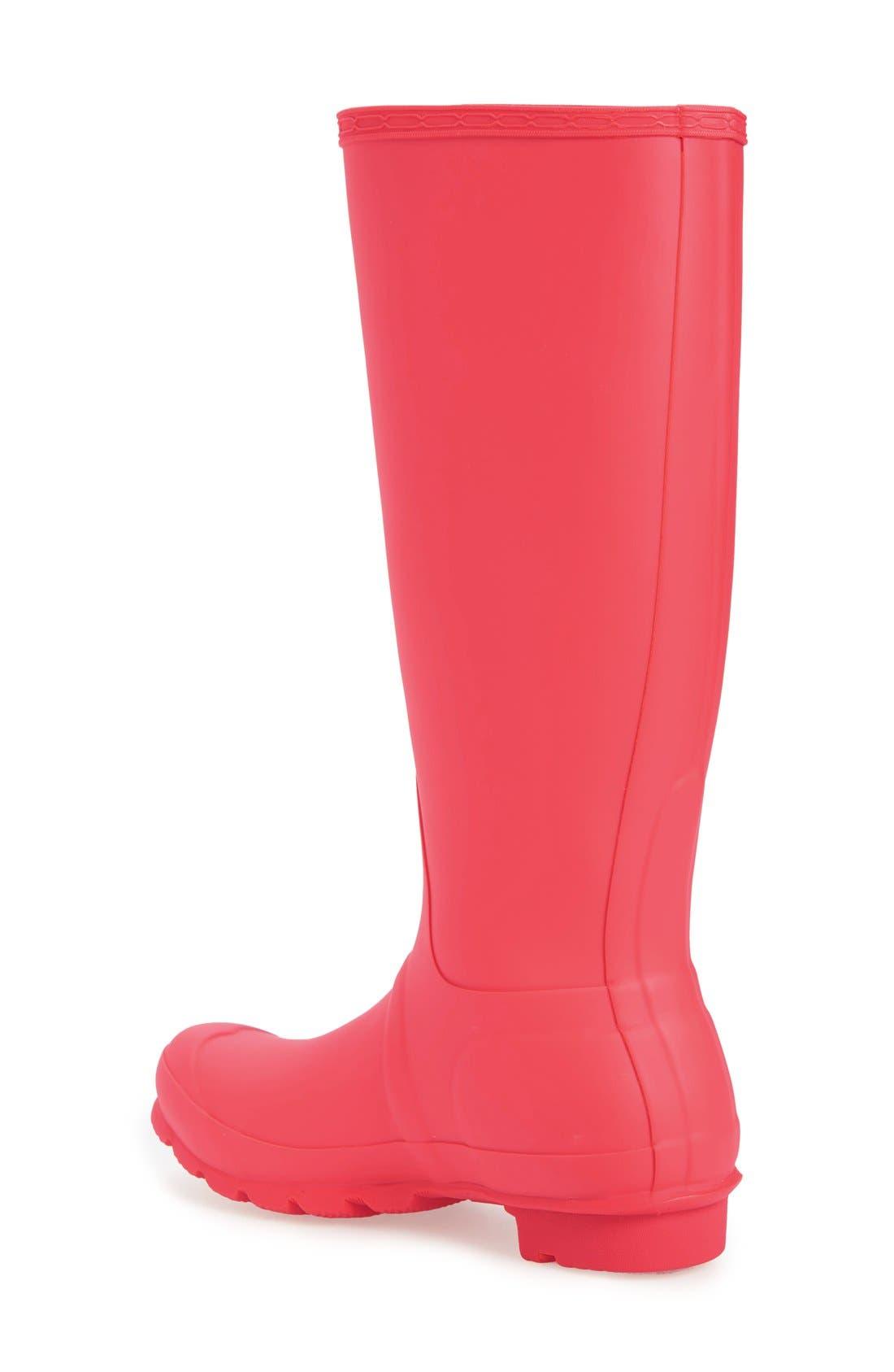 'Original Tall' Rain Boot,                             Alternate thumbnail 195, color,