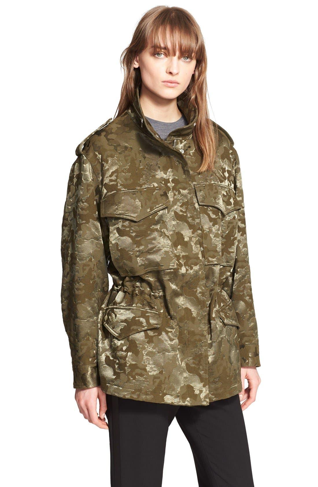 Boyfriend Cargo Jacket,                         Main,                         color, 300
