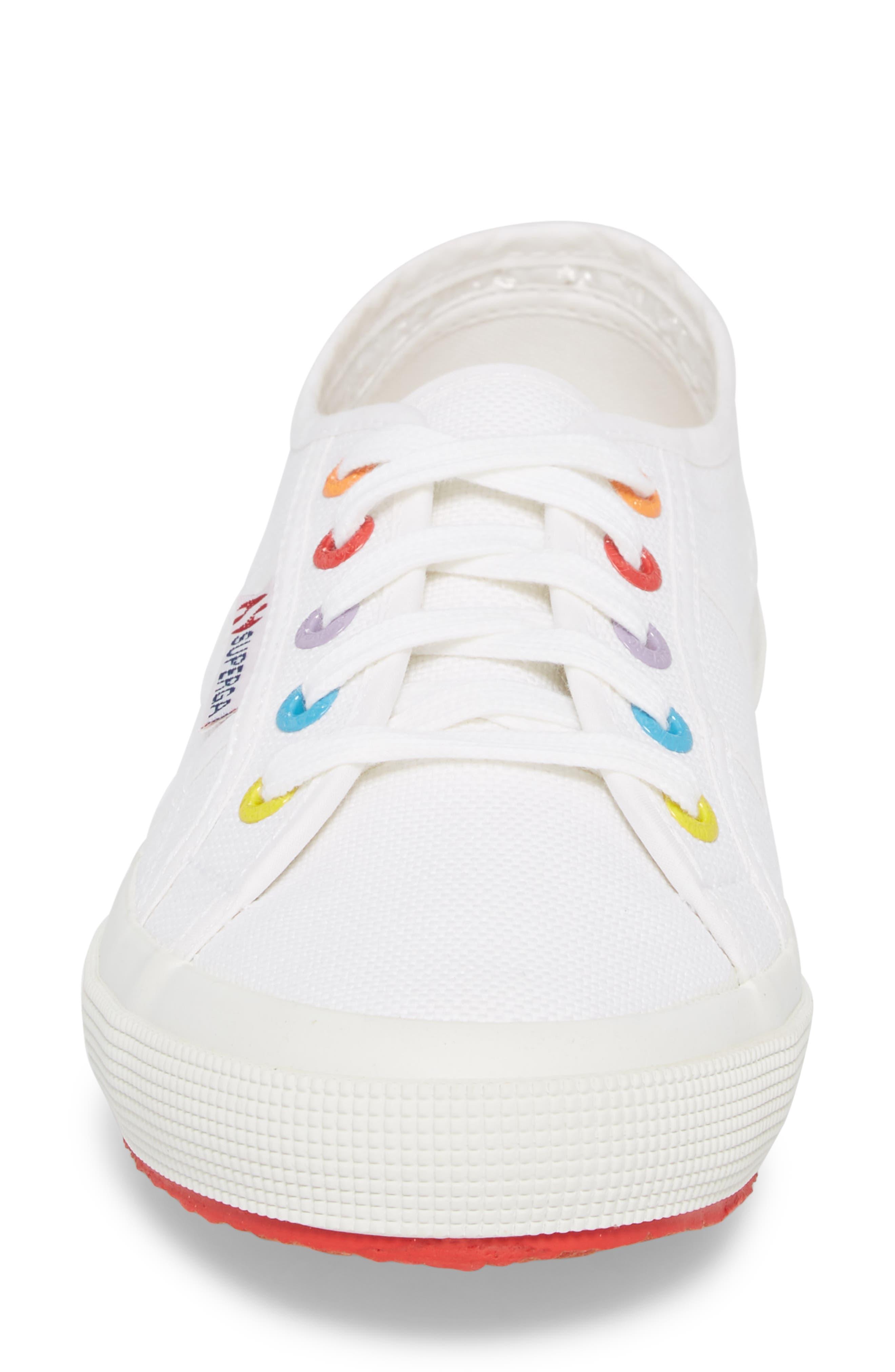 2750 Rainbow Sneaker,                             Alternate thumbnail 10, color,