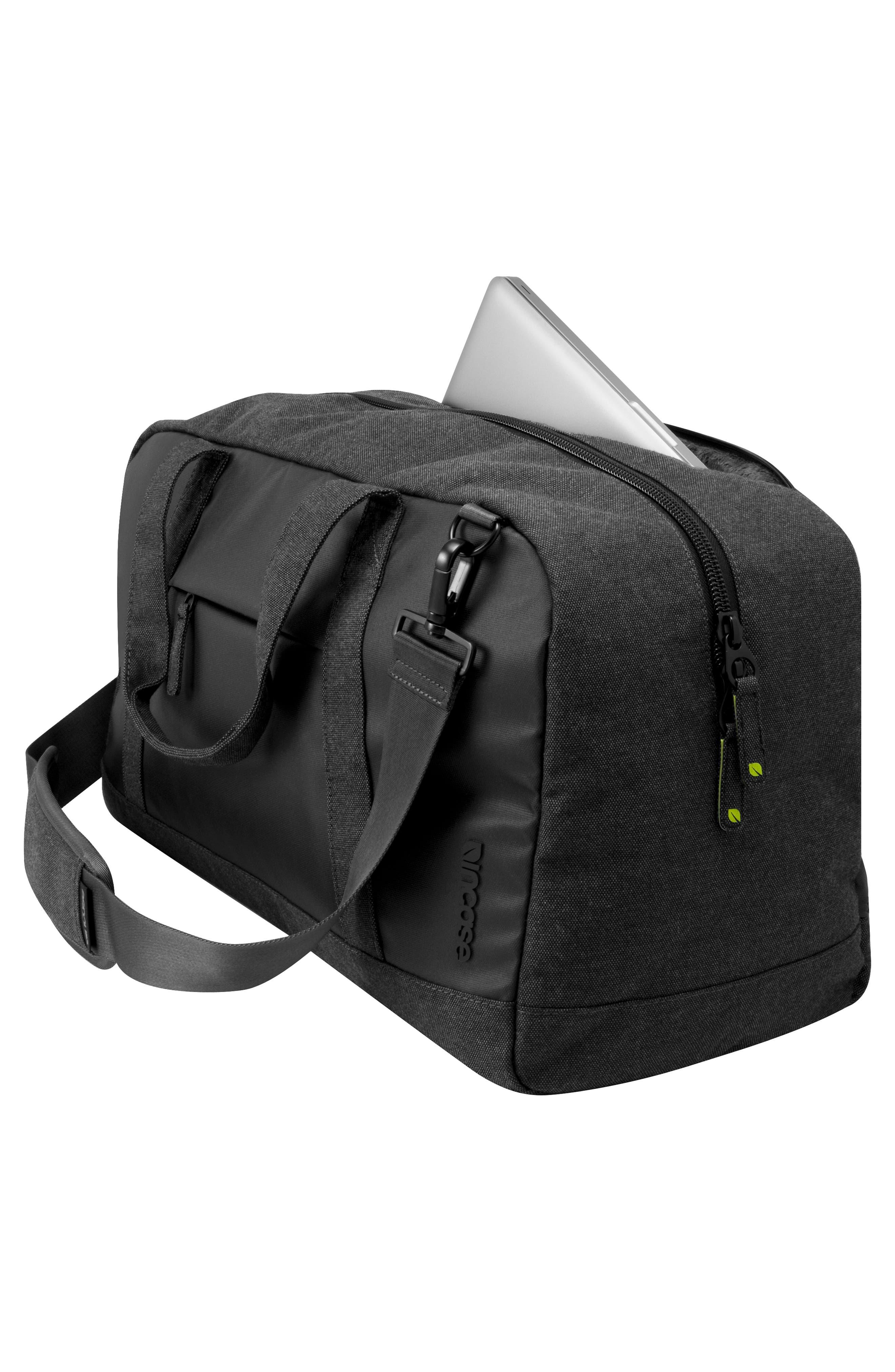 INCASE DESIGNS,                             EO Duffel Bag,                             Alternate thumbnail 6, color,                             BLACK