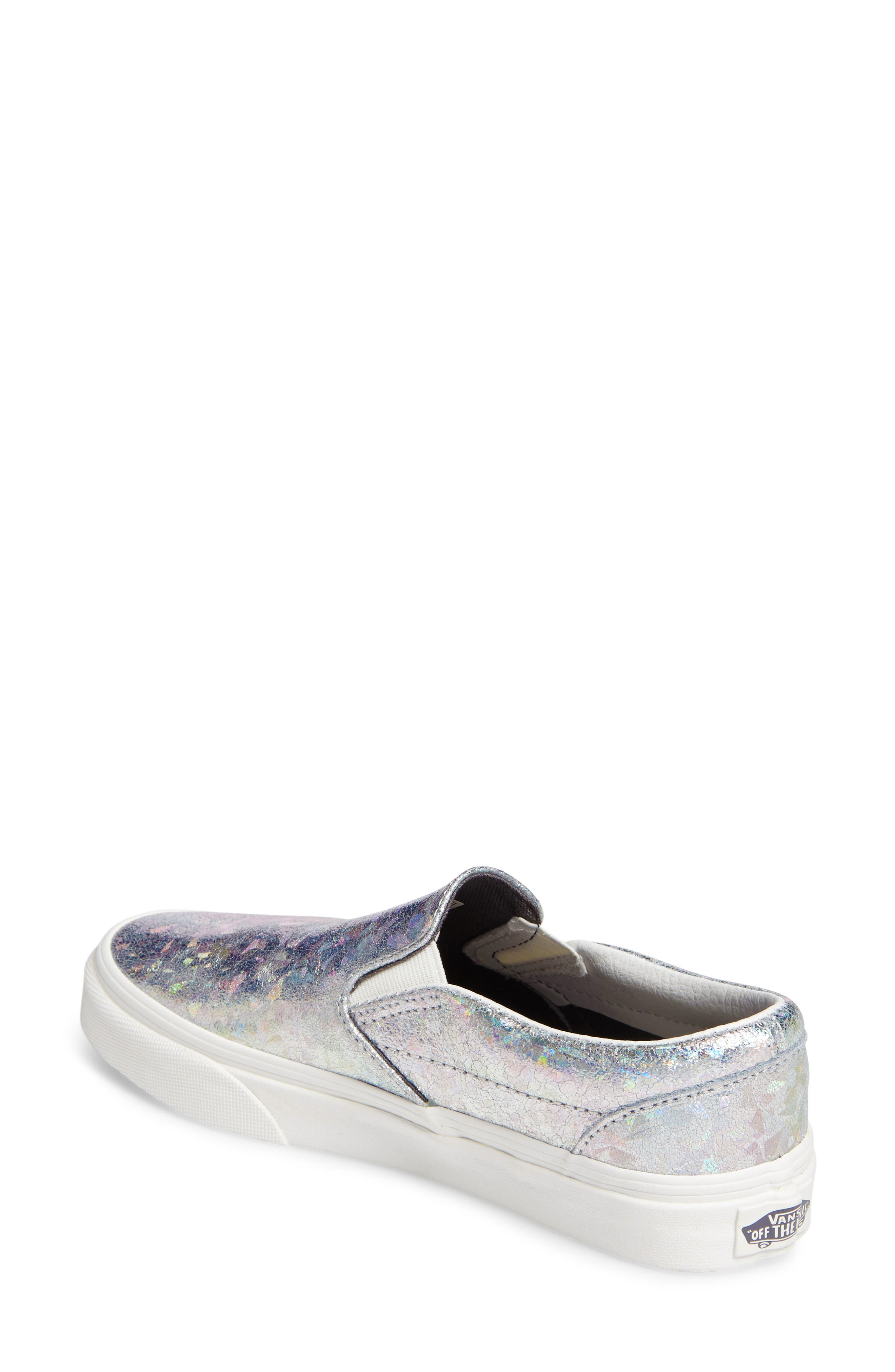 Classic Slip-On Sneaker,                             Alternate thumbnail 143, color,