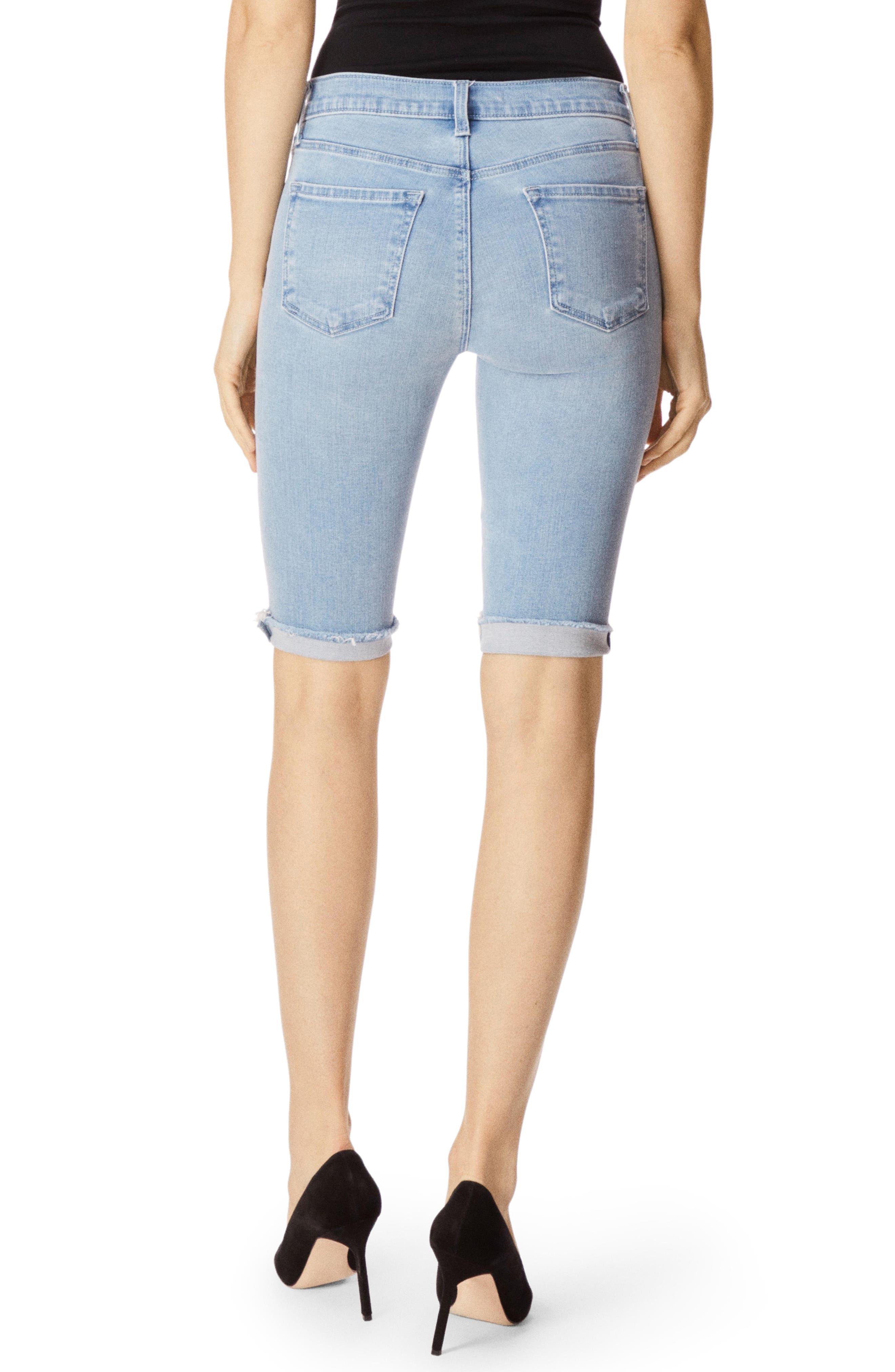 811 Skinny Bermuda Shorts,                             Alternate thumbnail 2, color,                             VERITY