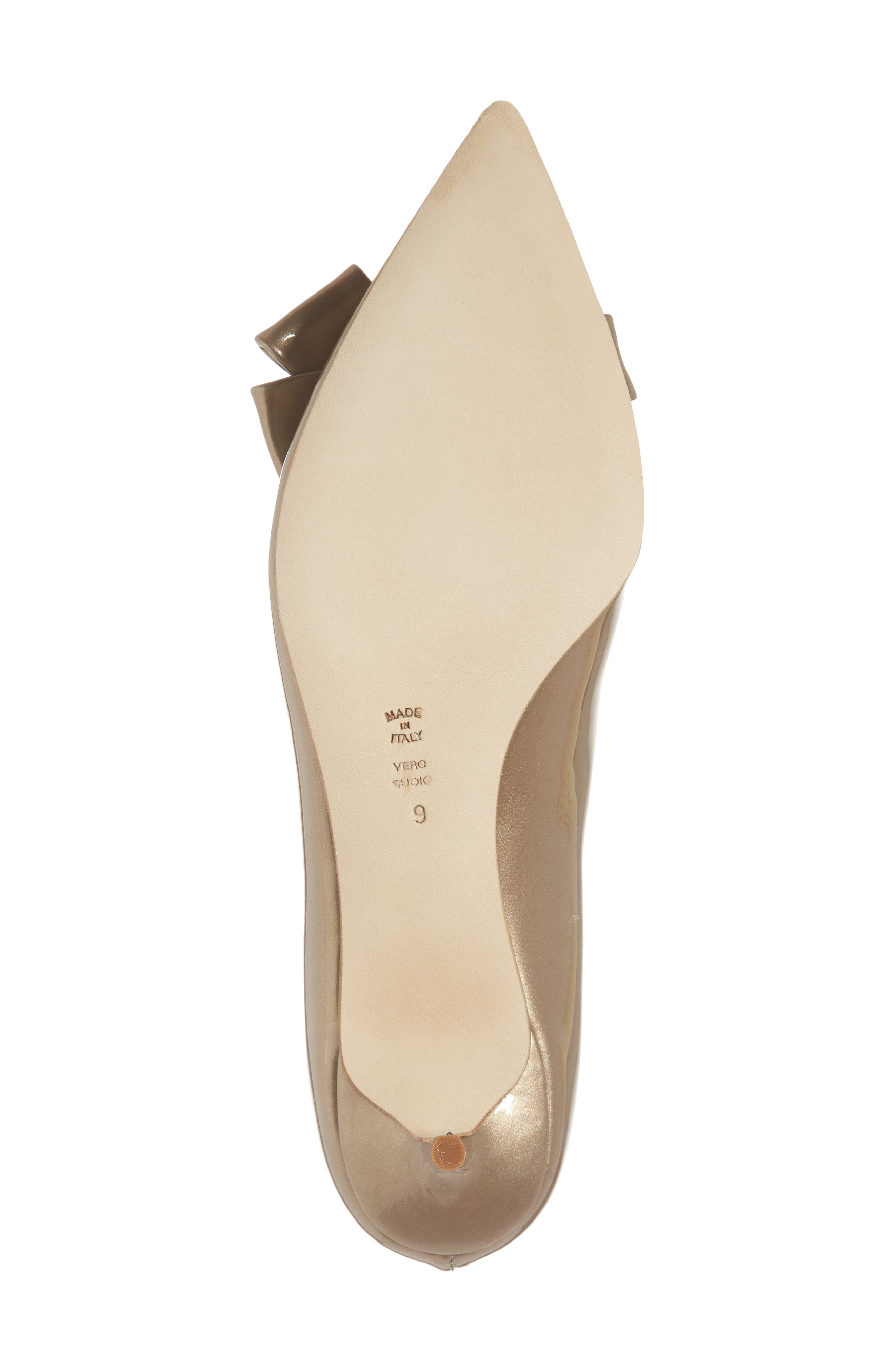 Butter Bliss Pointy Toe Pump,                             Alternate thumbnail 17, color,