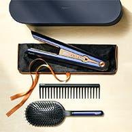 Flat-iron tool set.