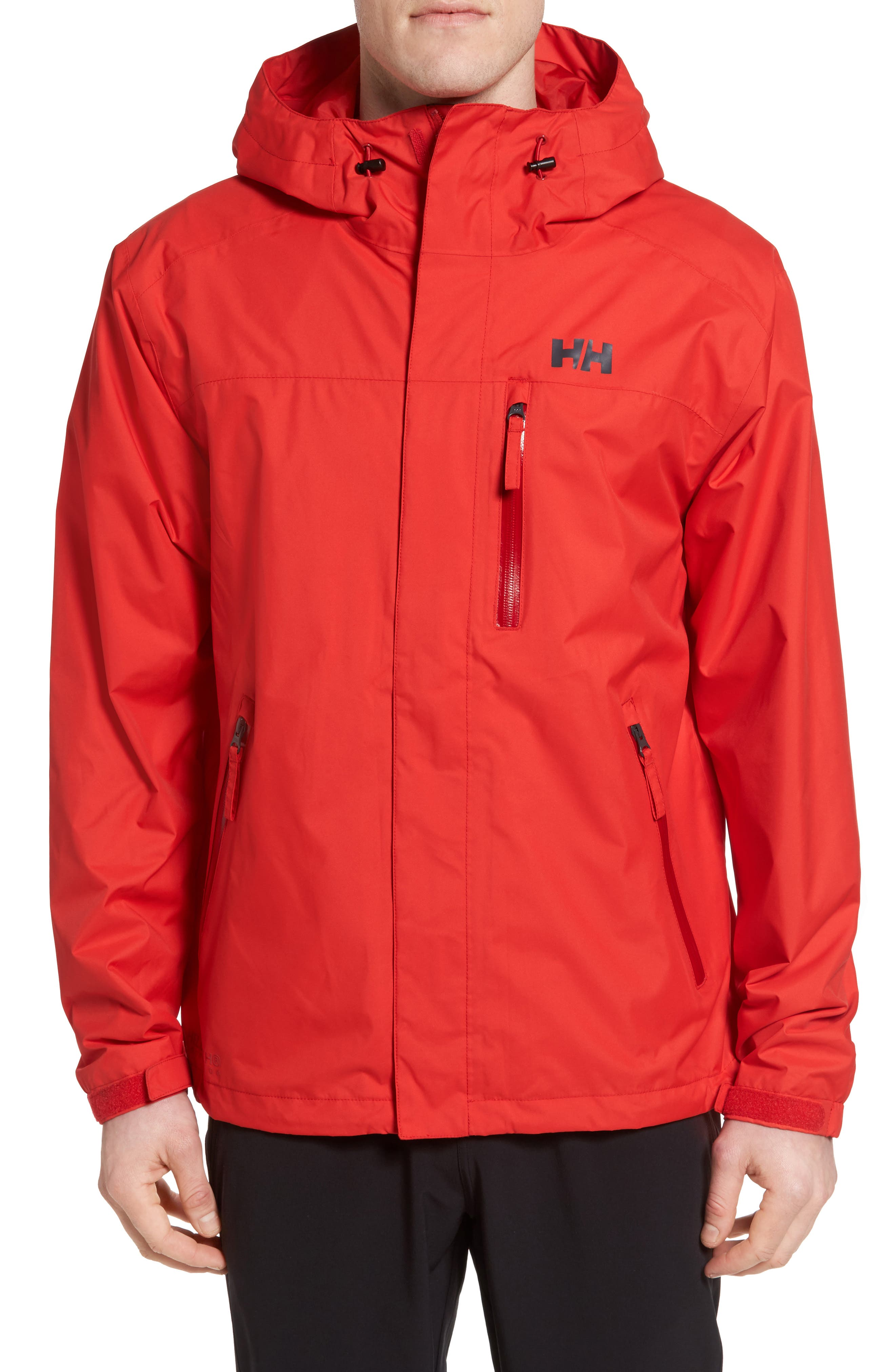 'Vancouver' Packable Rain Jacket,                             Main thumbnail 6, color,