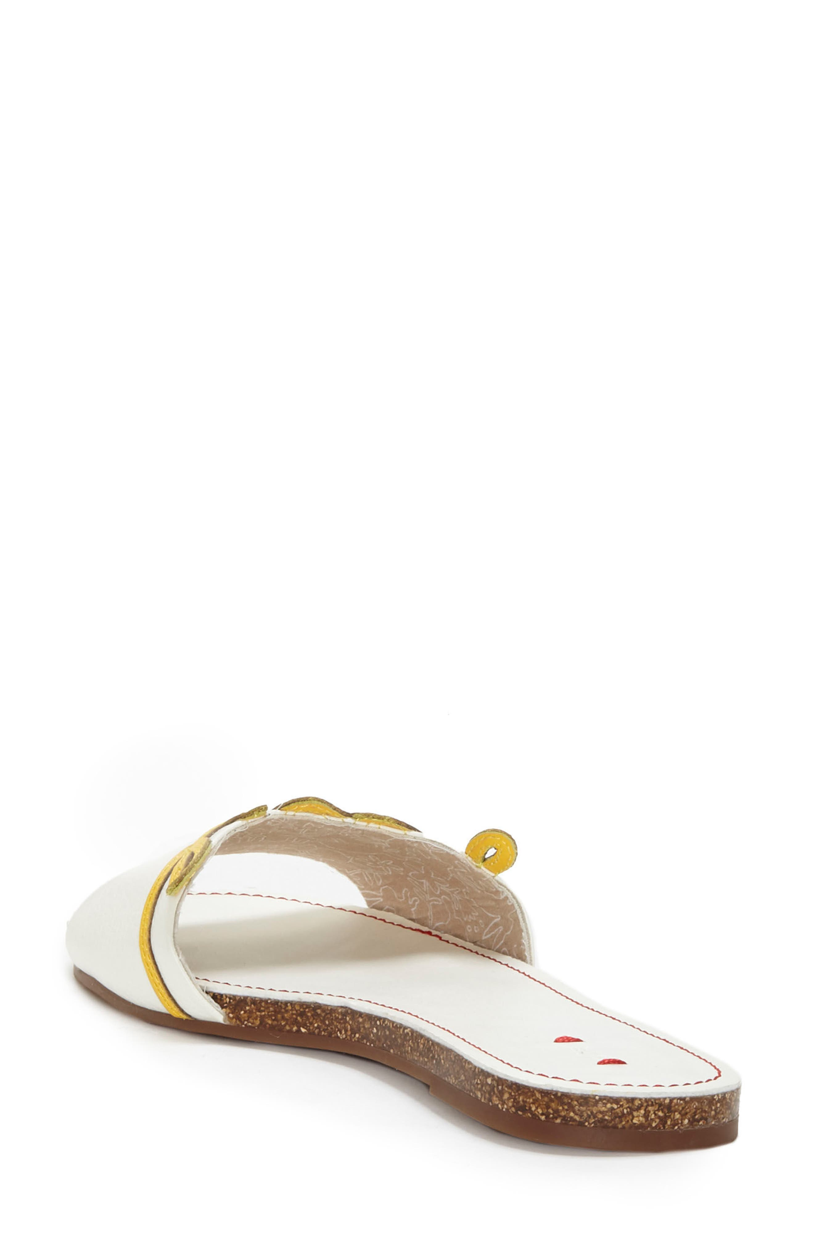 Sharlin Slide Sandal,                             Alternate thumbnail 2, color,                             110