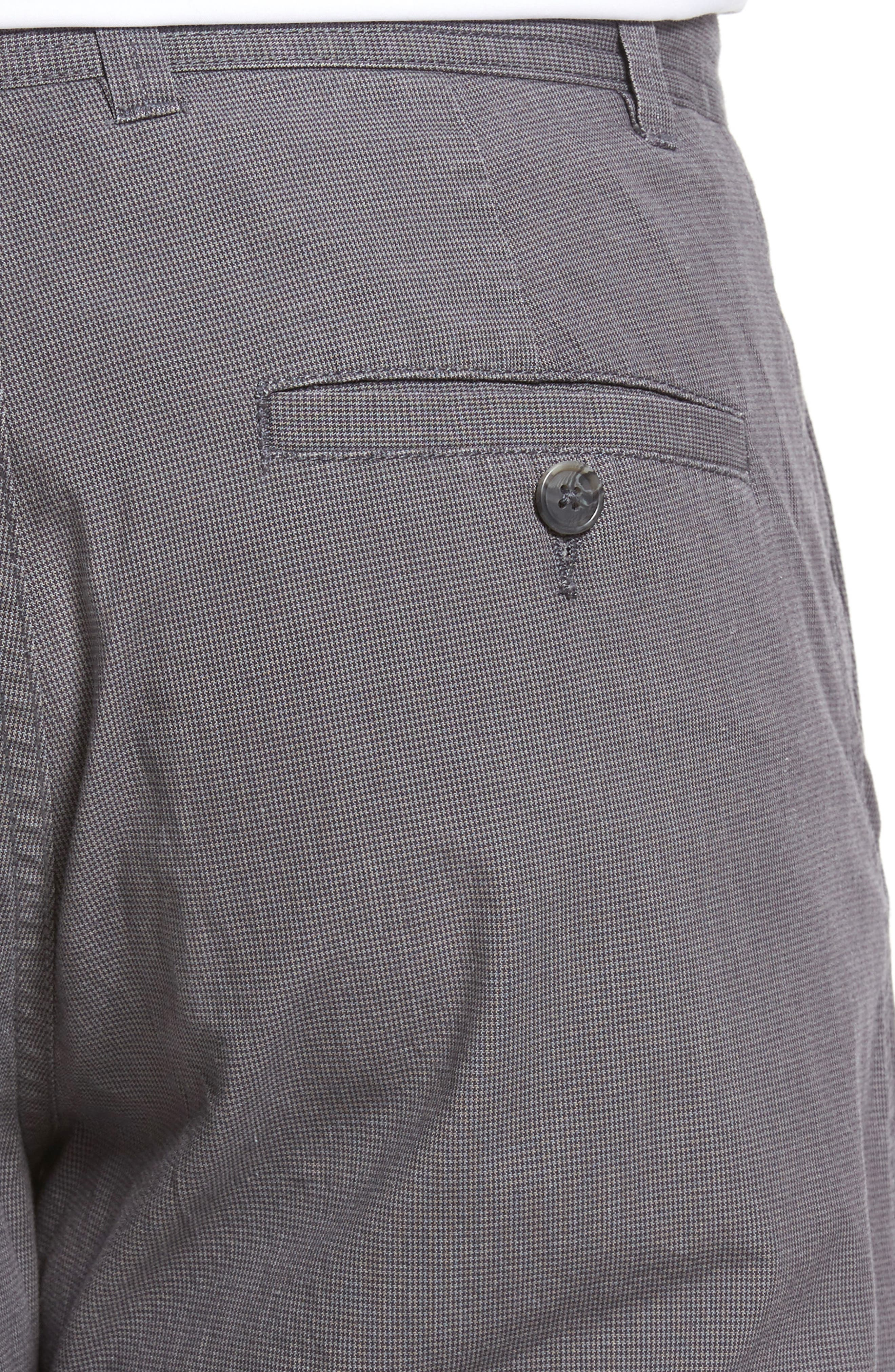 Woodward Regular Fit Trousers,                             Alternate thumbnail 4, color,                             069