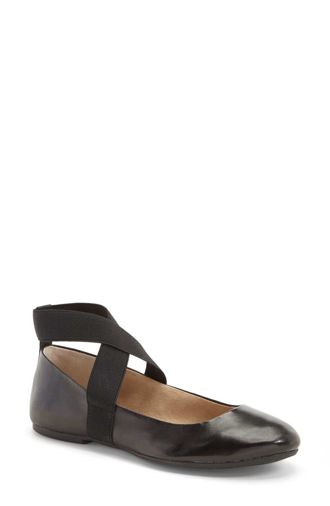 'Mariza' Ballet Flat,                         Main,                         color, 001