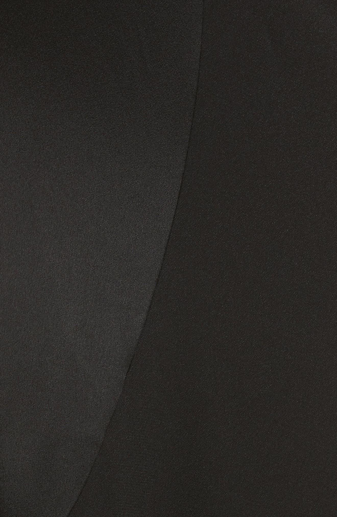 Hailee Sleeveless Midi Dress,                             Alternate thumbnail 5, color,