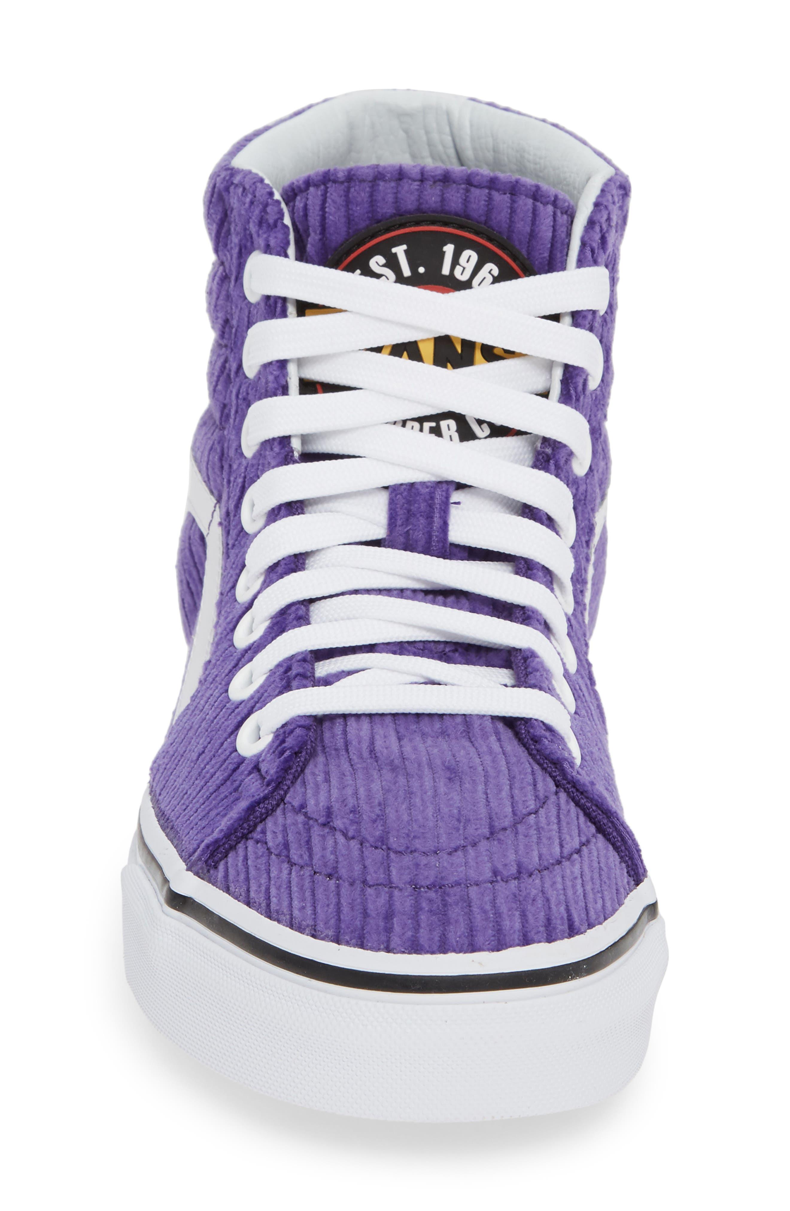 UA Sk8-Hi Design Assembly Sneaker,                             Alternate thumbnail 4, color,                             501