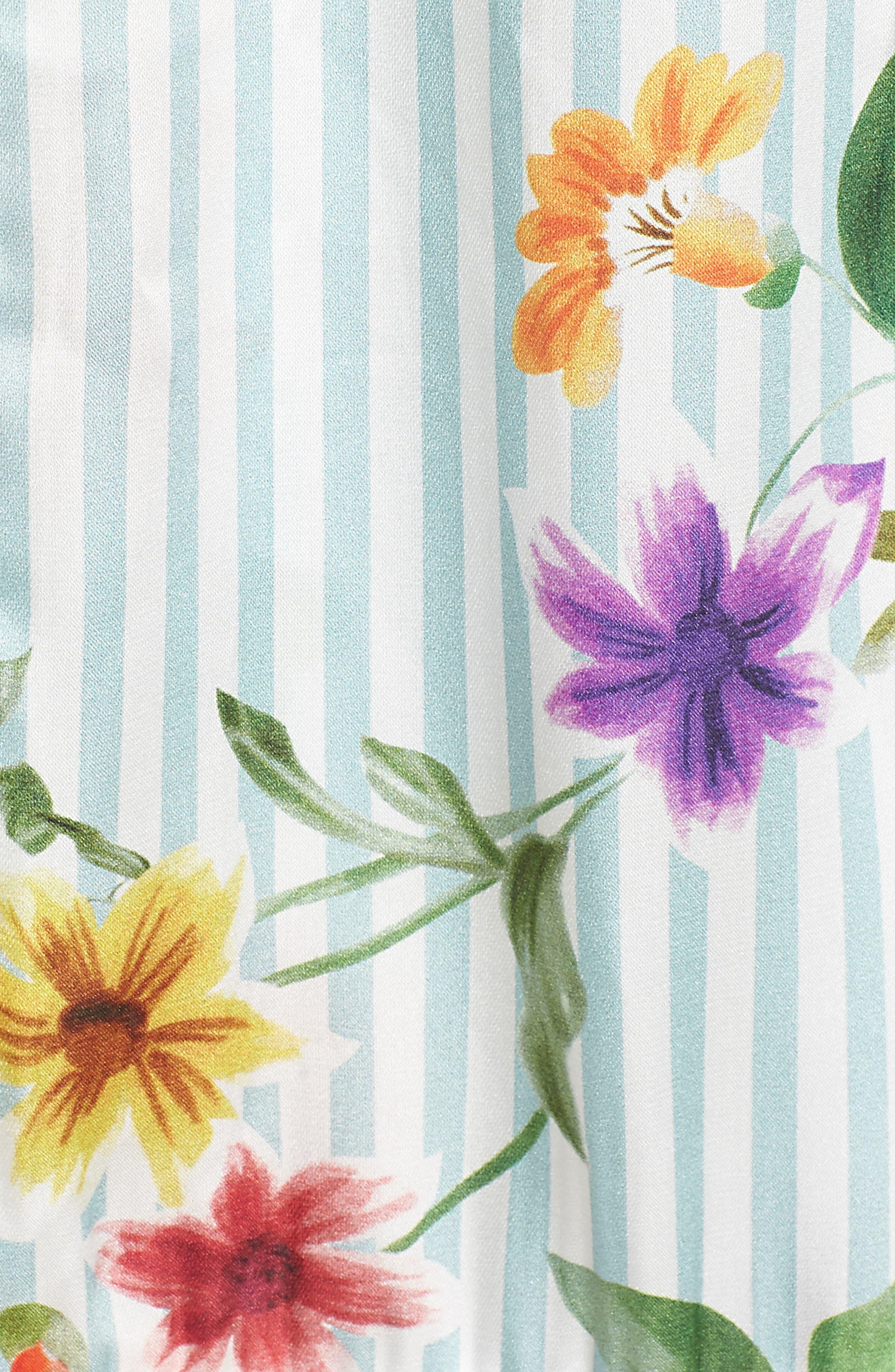 Aubrie Maxi Dress,                             Alternate thumbnail 6, color,                             400