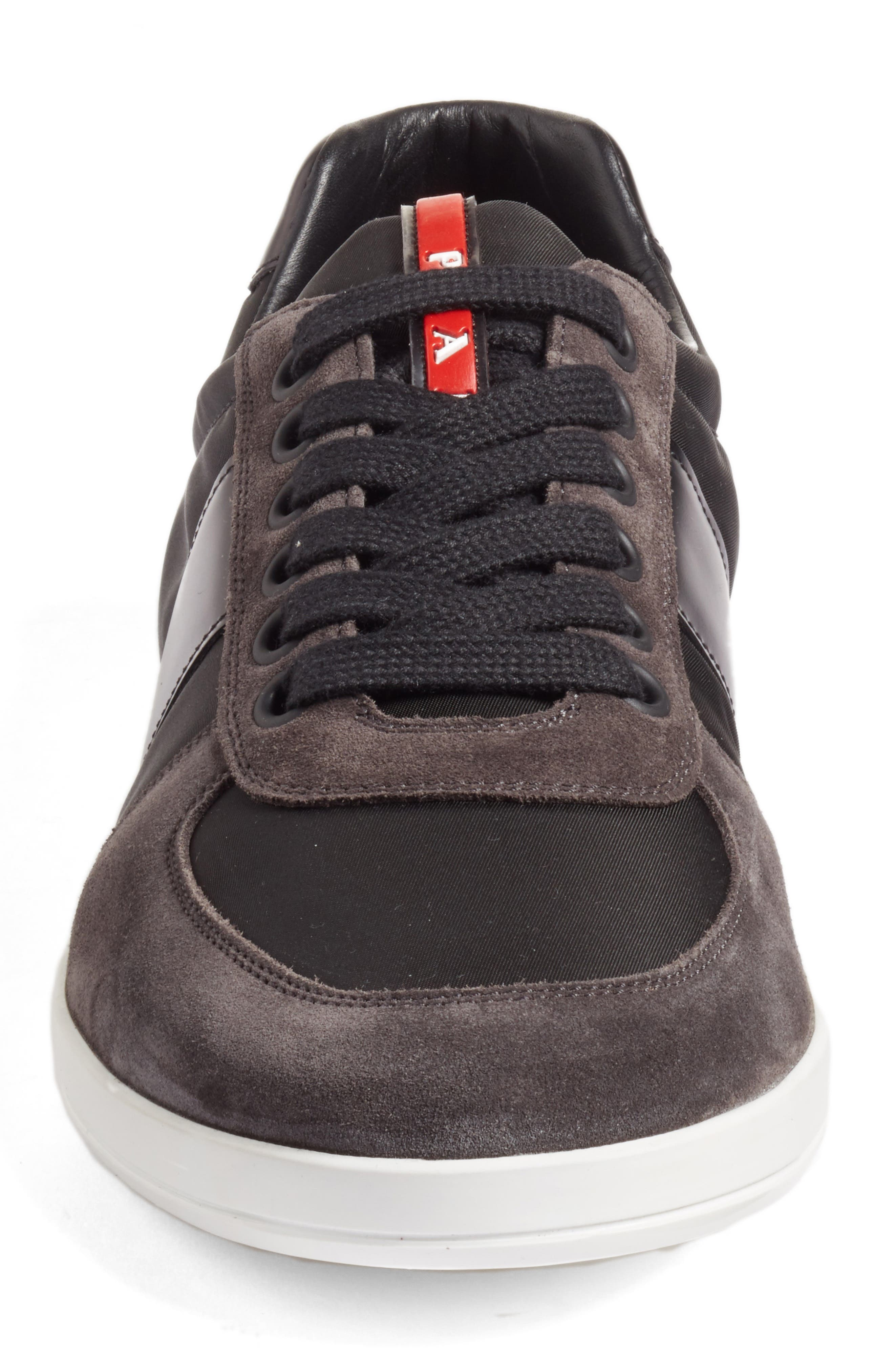 Linea Rossa Sneaker,                             Alternate thumbnail 4, color,                             010