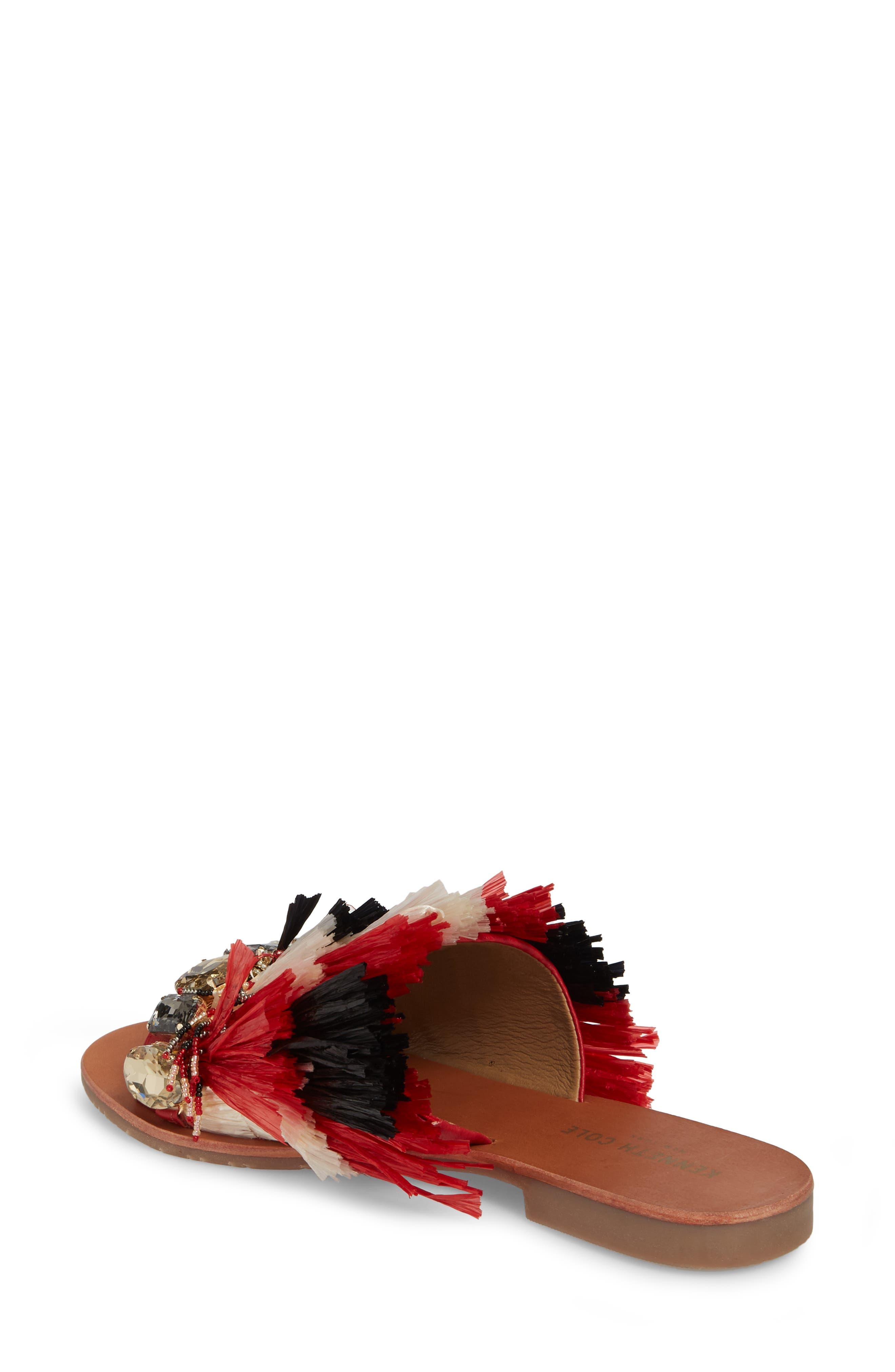 Heron Slide Sandal,                             Alternate thumbnail 4, color,