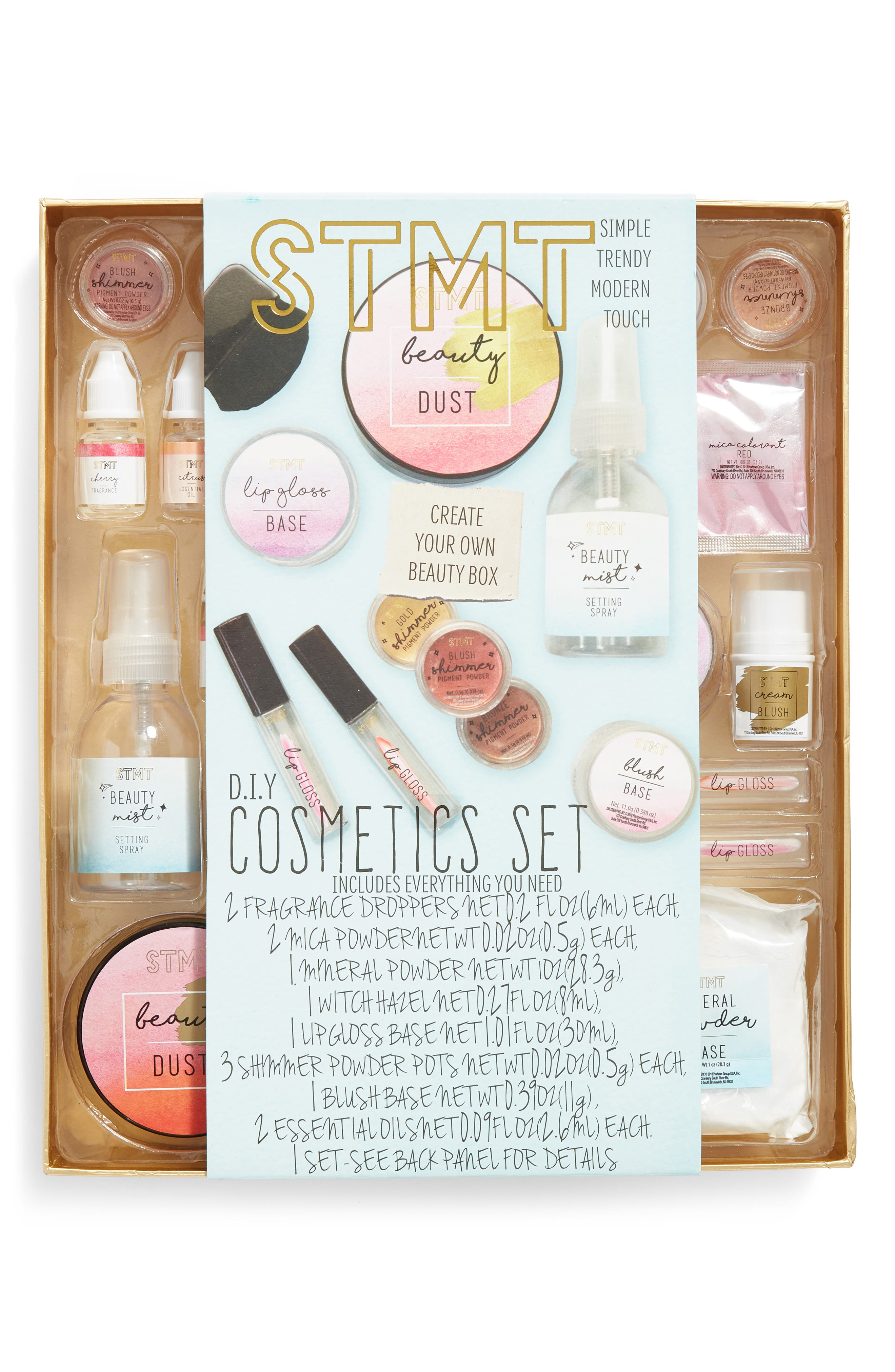 DIY Cosmetics Set,                             Main thumbnail 1, color,                             N/ A
