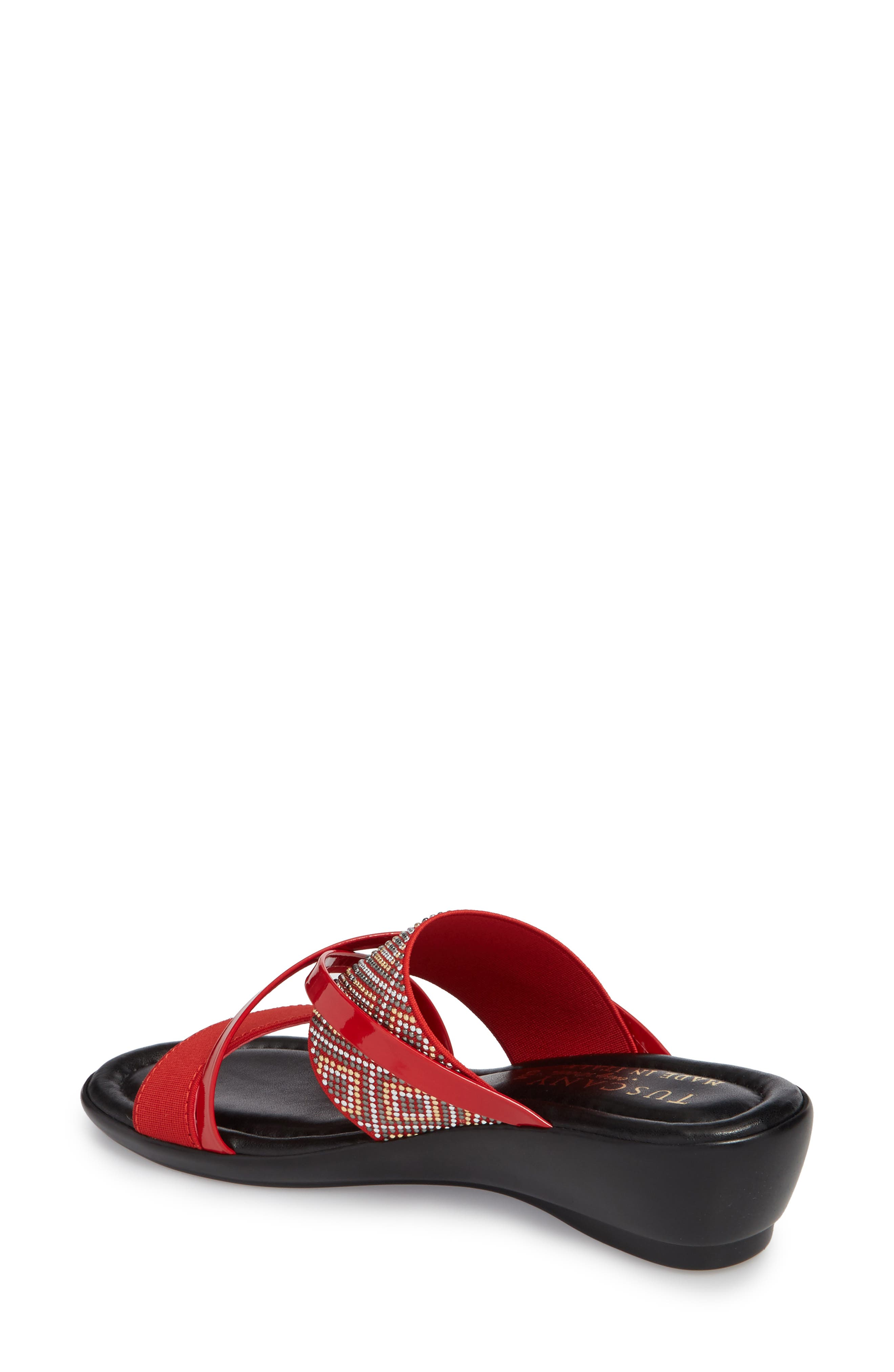 by Easy Street<sup>®</sup> Palazzo Sandal,                             Alternate thumbnail 12, color,