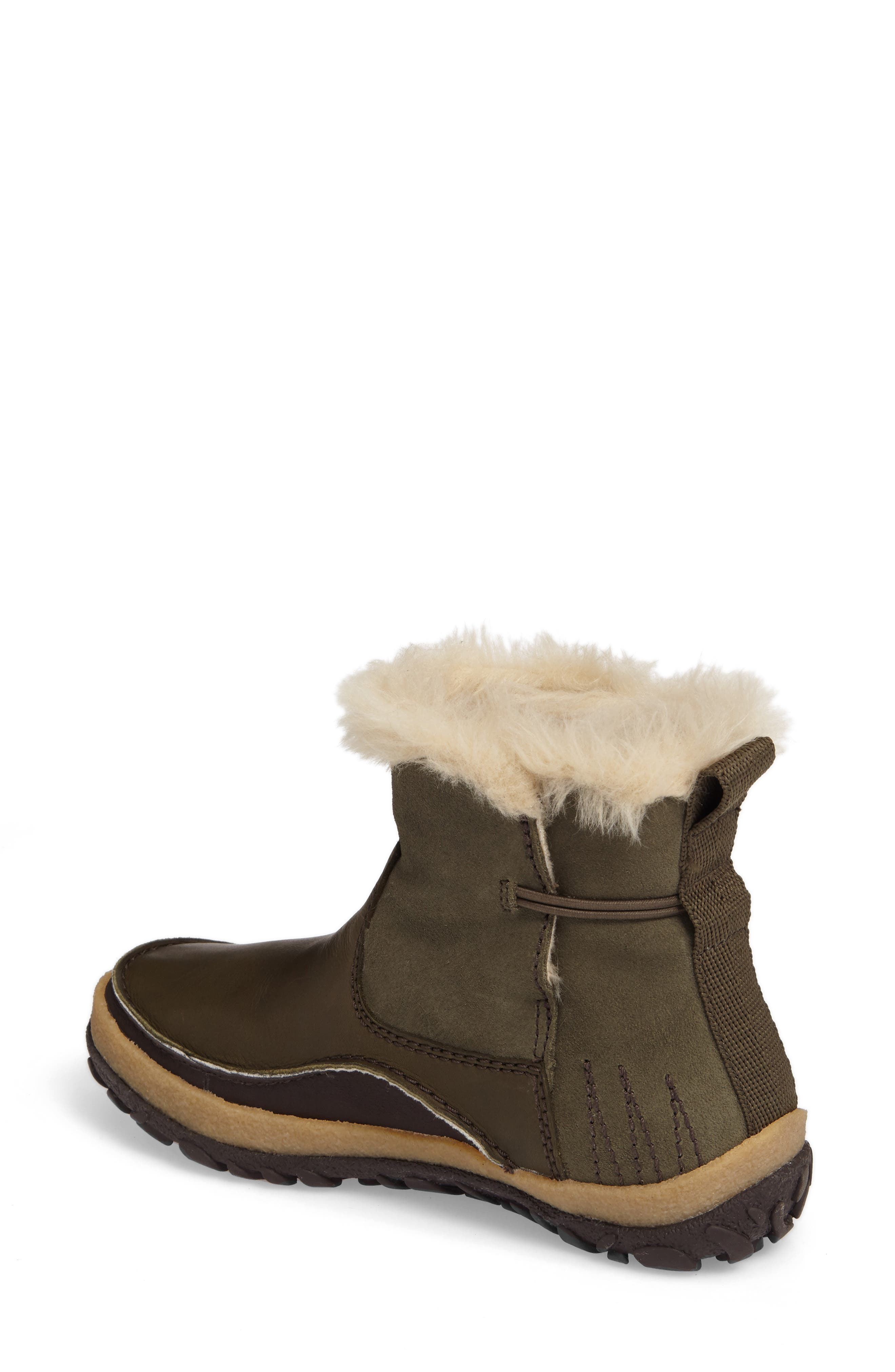 Tremblant Pull-On Polar Waterproof Bootie,                             Alternate thumbnail 8, color,