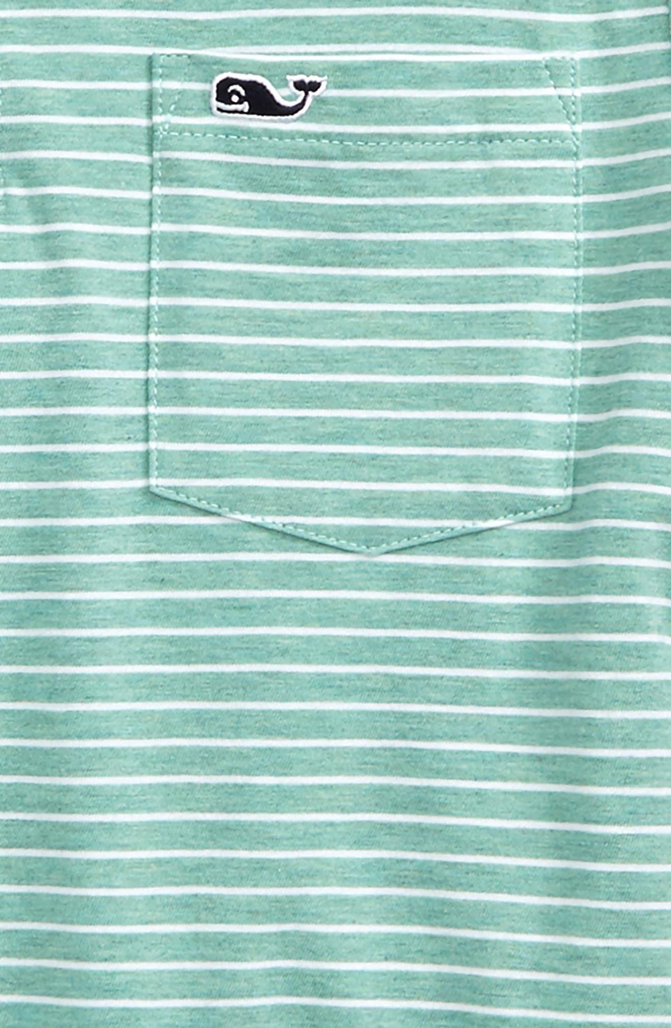Feeder Stripe Jersey Polo,                             Alternate thumbnail 2, color,                             343
