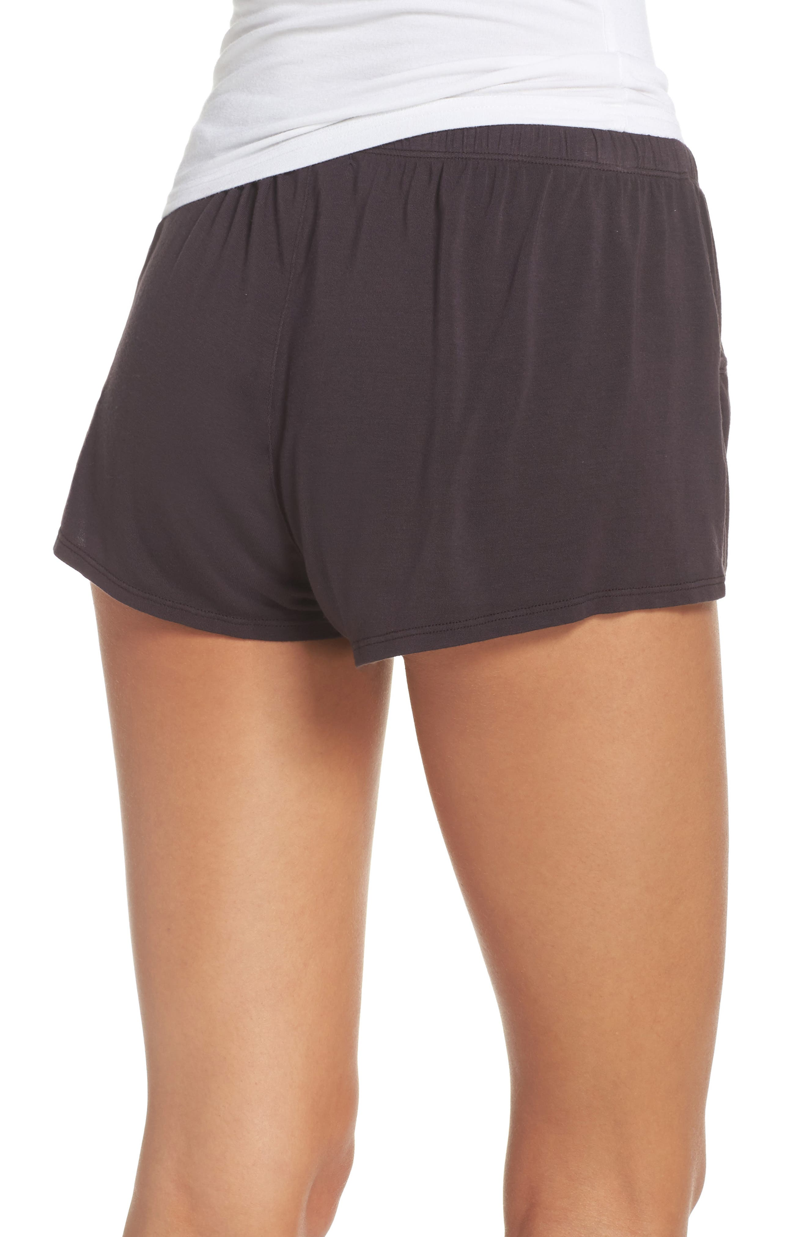 Tammy Lounge Shorts,                             Alternate thumbnail 2, color,                             020