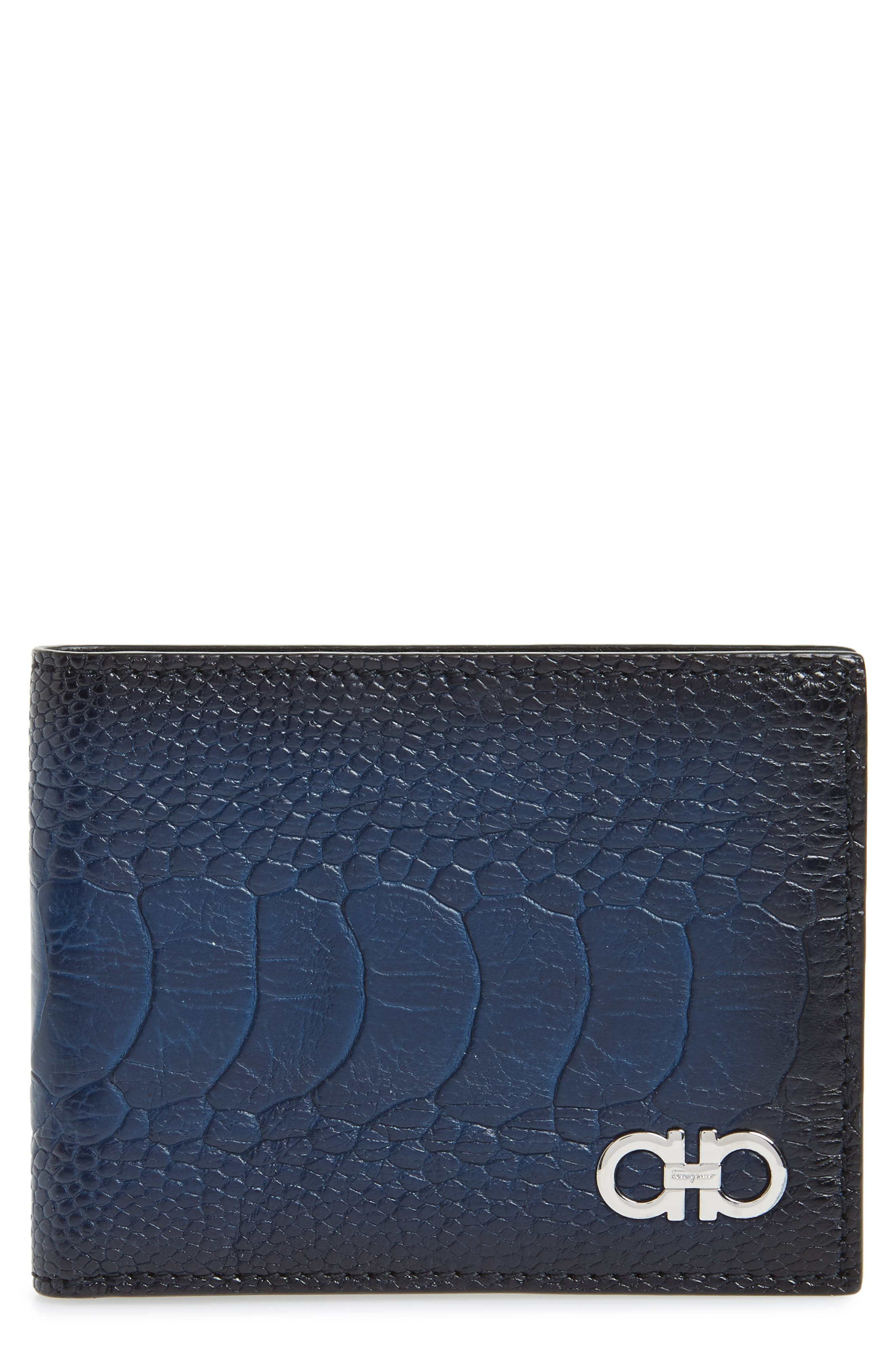 Leather Wallet,                             Main thumbnail 2, color,