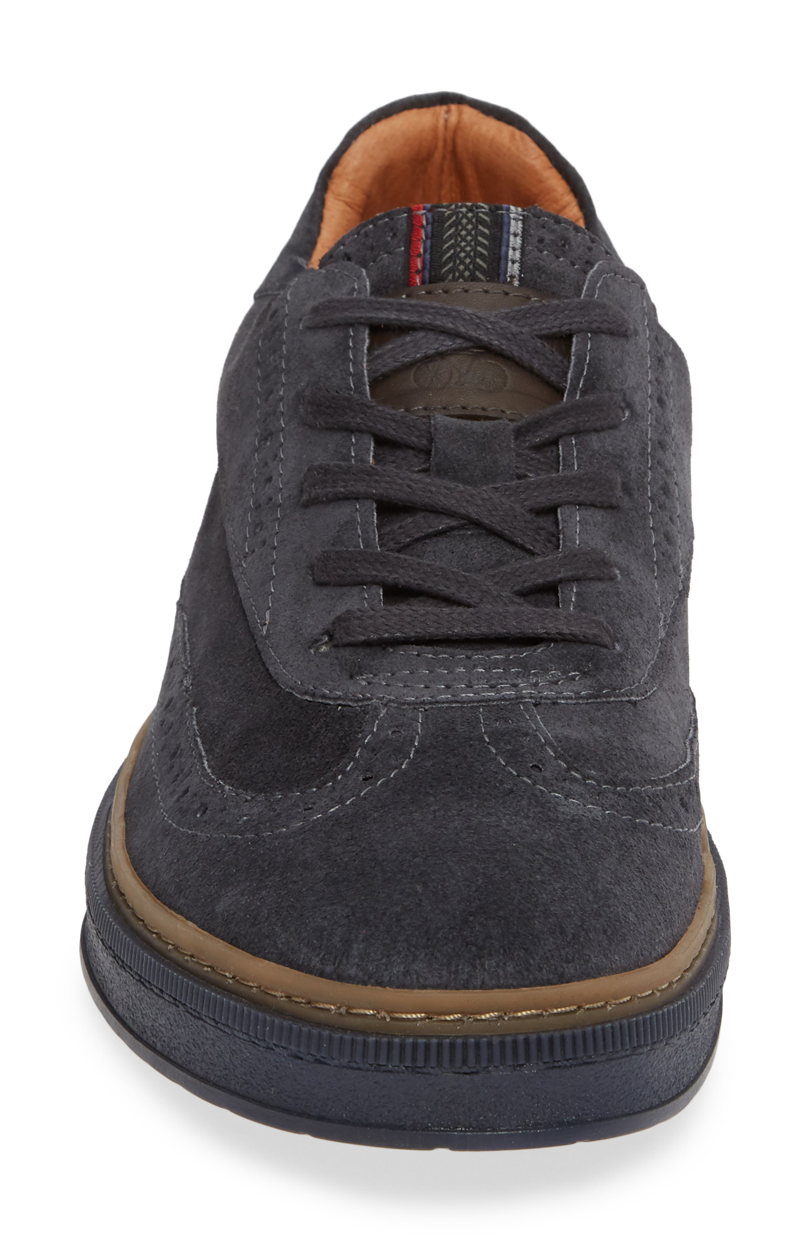 Querido Sneaker,                             Alternate thumbnail 4, color,                             ANTHRACITE