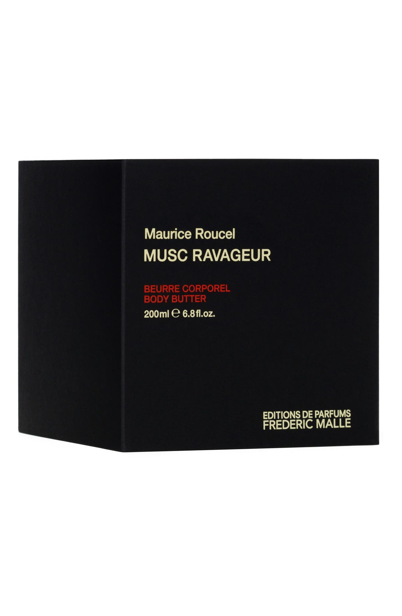 Editions de Parfums Frédéric Malle Musc Ravageur Body Butter,                             Alternate thumbnail 2, color,                             NO COLOR