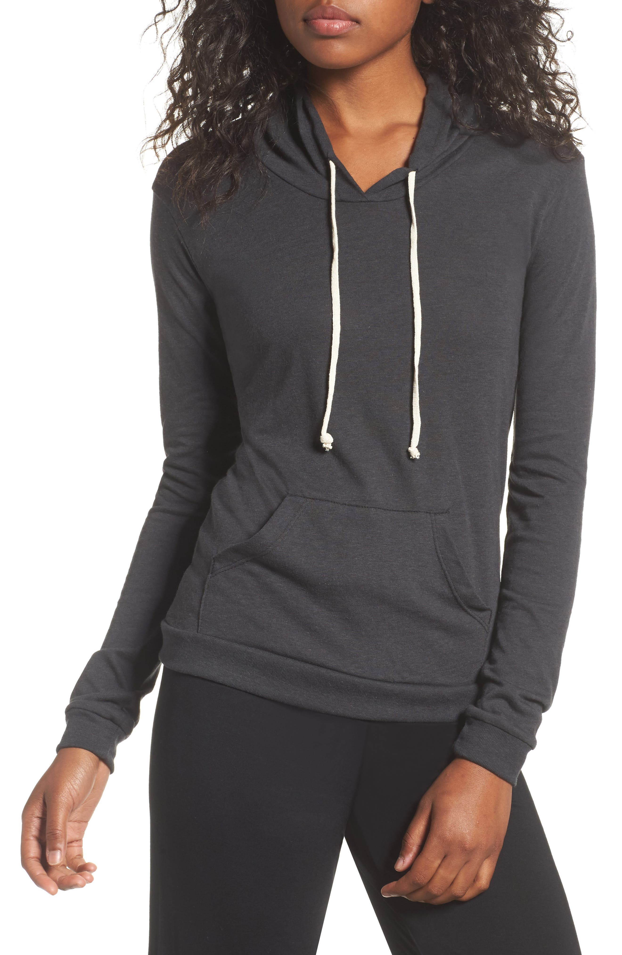 Classic Pullover Hoodie,                         Main,                         color, 001