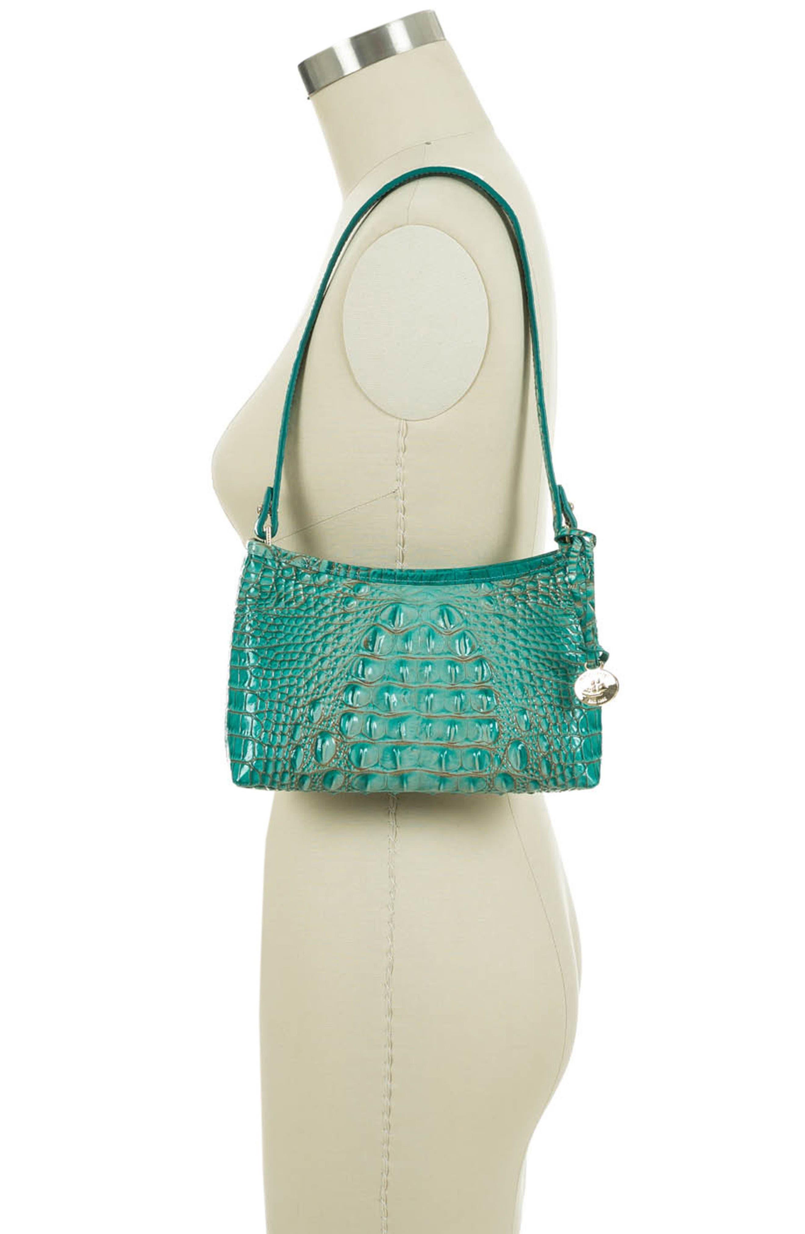 'Anytime - Mini' Convertible Handbag,                             Alternate thumbnail 28, color,