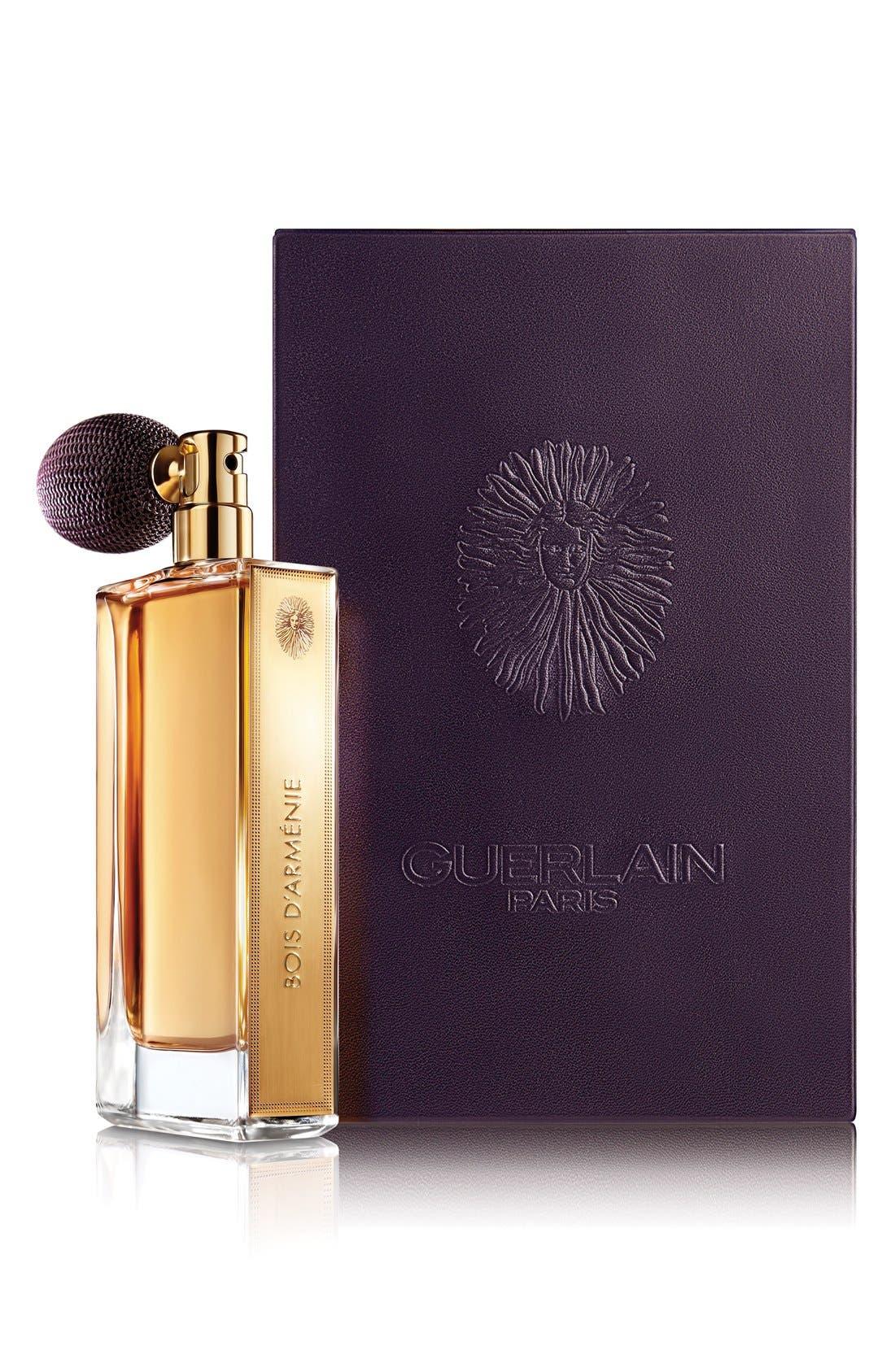 L'Art et la Matiere Bois D'Armenie Eau de Parfum,                             Alternate thumbnail 4, color,                             000