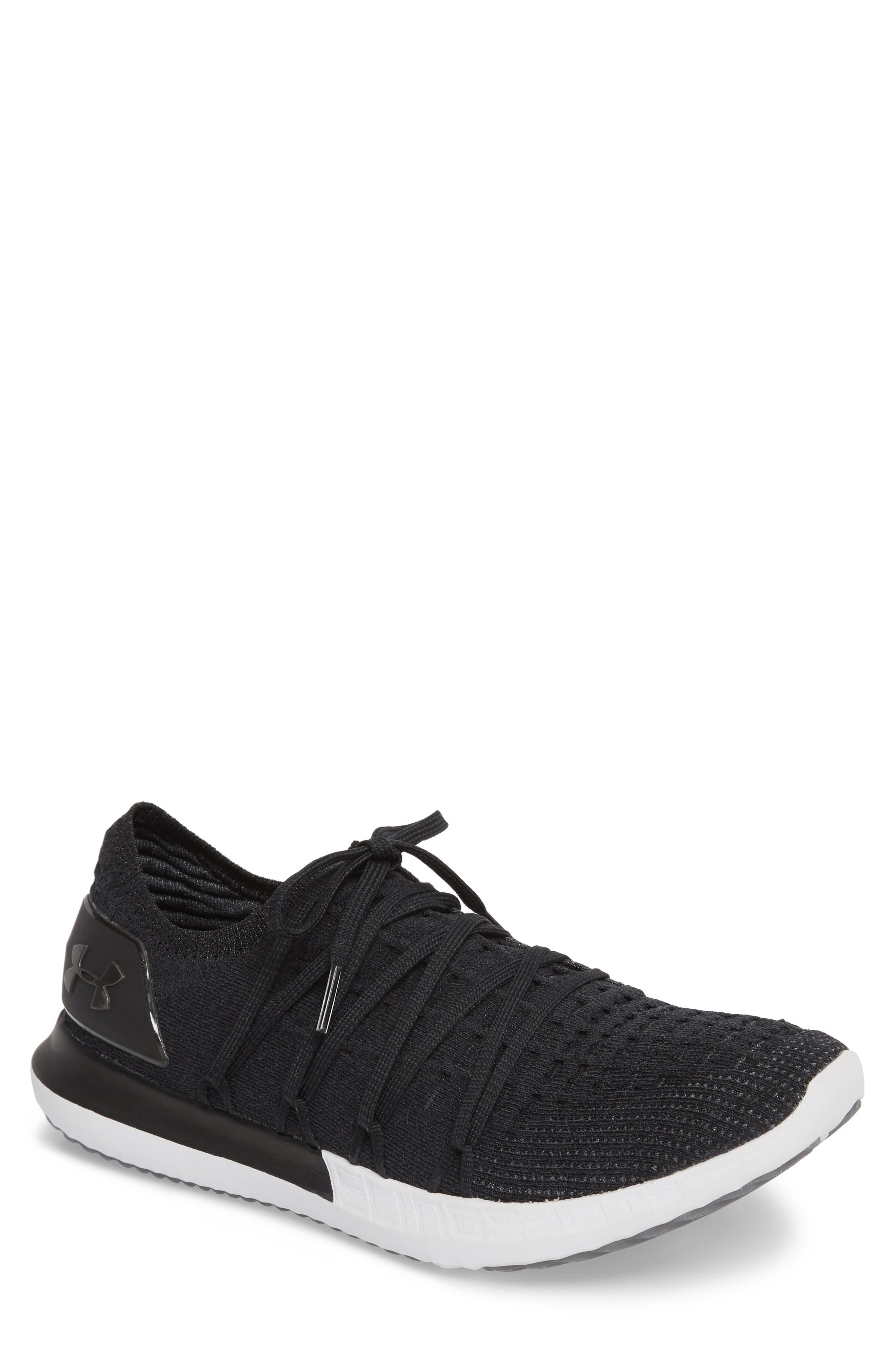 Speedform<sup>®</sup> Slingshot 2 Sneaker,                         Main,                         color, BLACK / ANTHRACITE / METALLIC