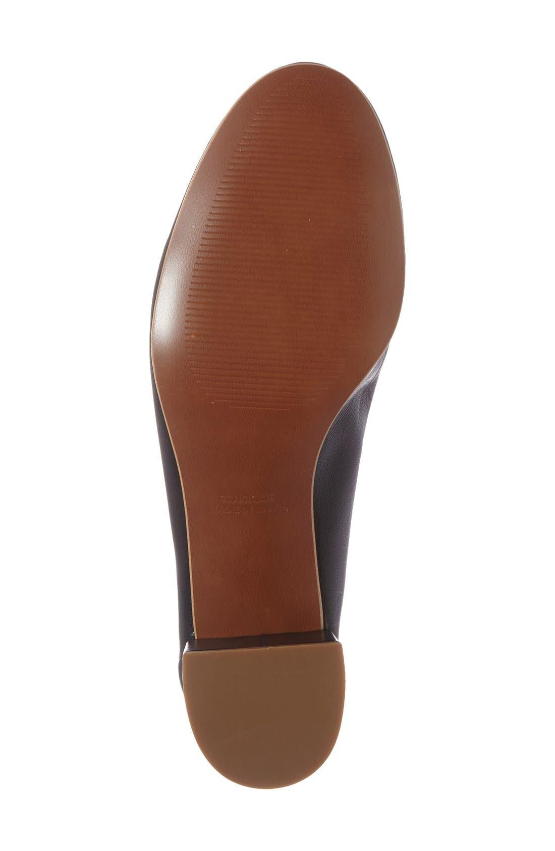 'Juno' Ballet Shoe,                             Alternate thumbnail 21, color,