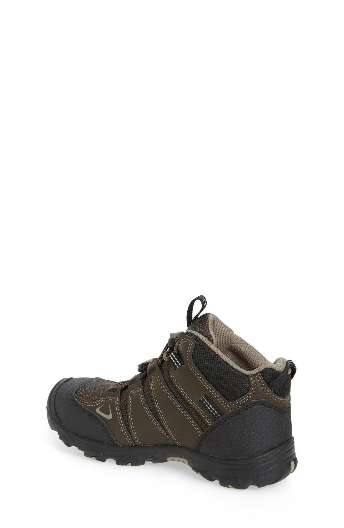 'Oakridge' Waterproof Hiking Boot,                             Alternate thumbnail 2, color,                             210