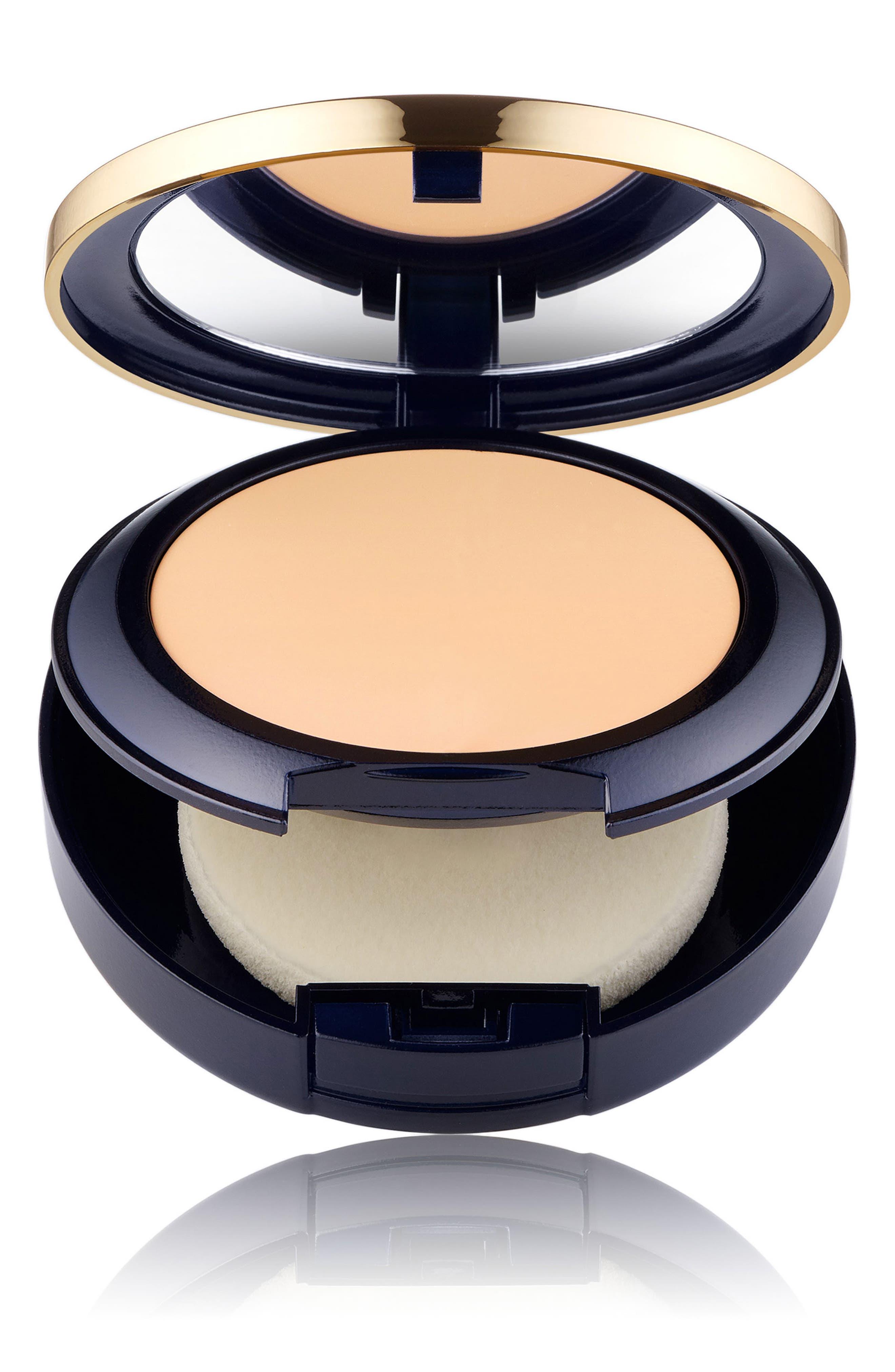 Estee Lauder Double Wear Stay In Place Matte Powder Foundation - 3N1 Ivory Beige