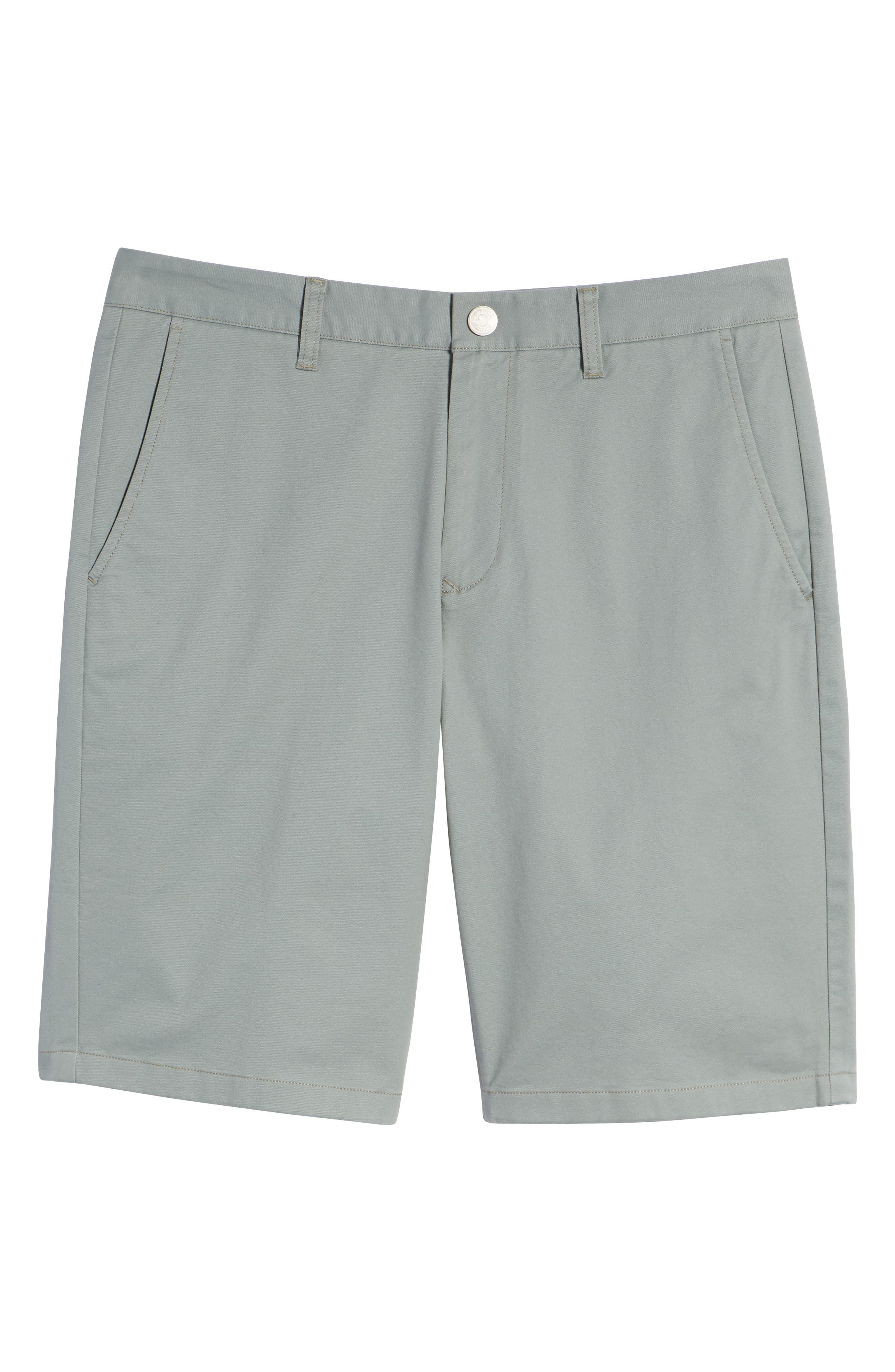 Stretch Washed Chino 11-Inch Shorts,                             Alternate thumbnail 109, color,
