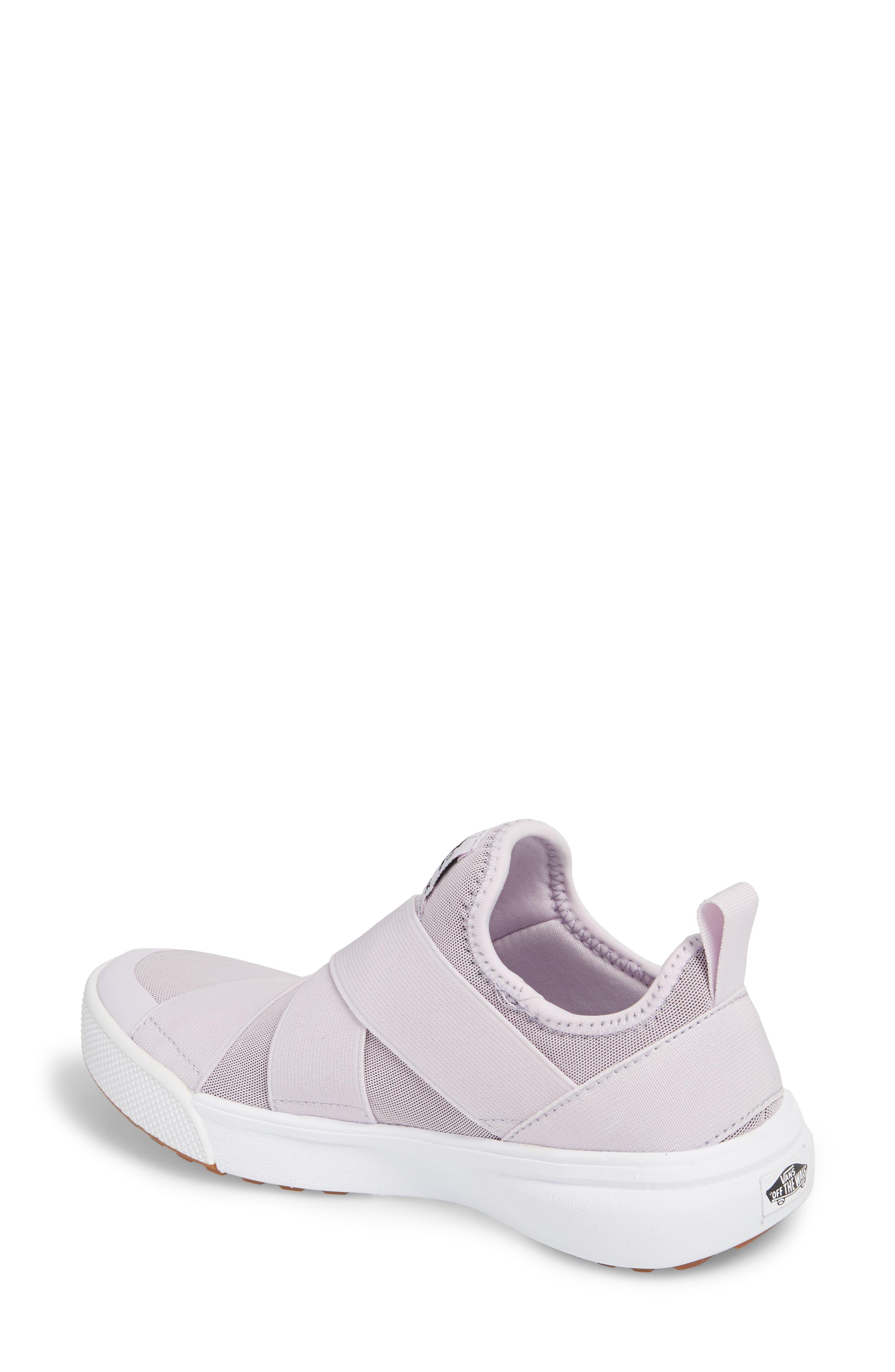 UltraRange Gore Slip-On Sneaker,                             Alternate thumbnail 2, color,                             LAVENDER FOG