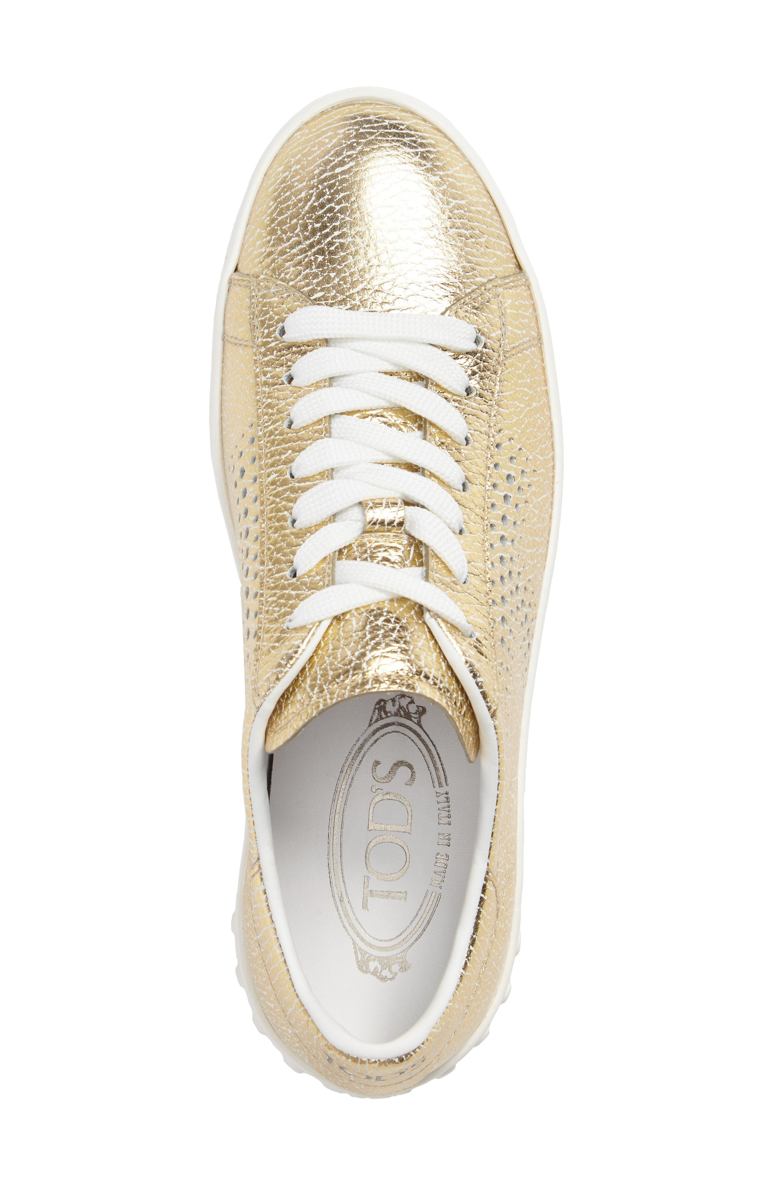 Perforated T Sneaker,                             Alternate thumbnail 12, color,