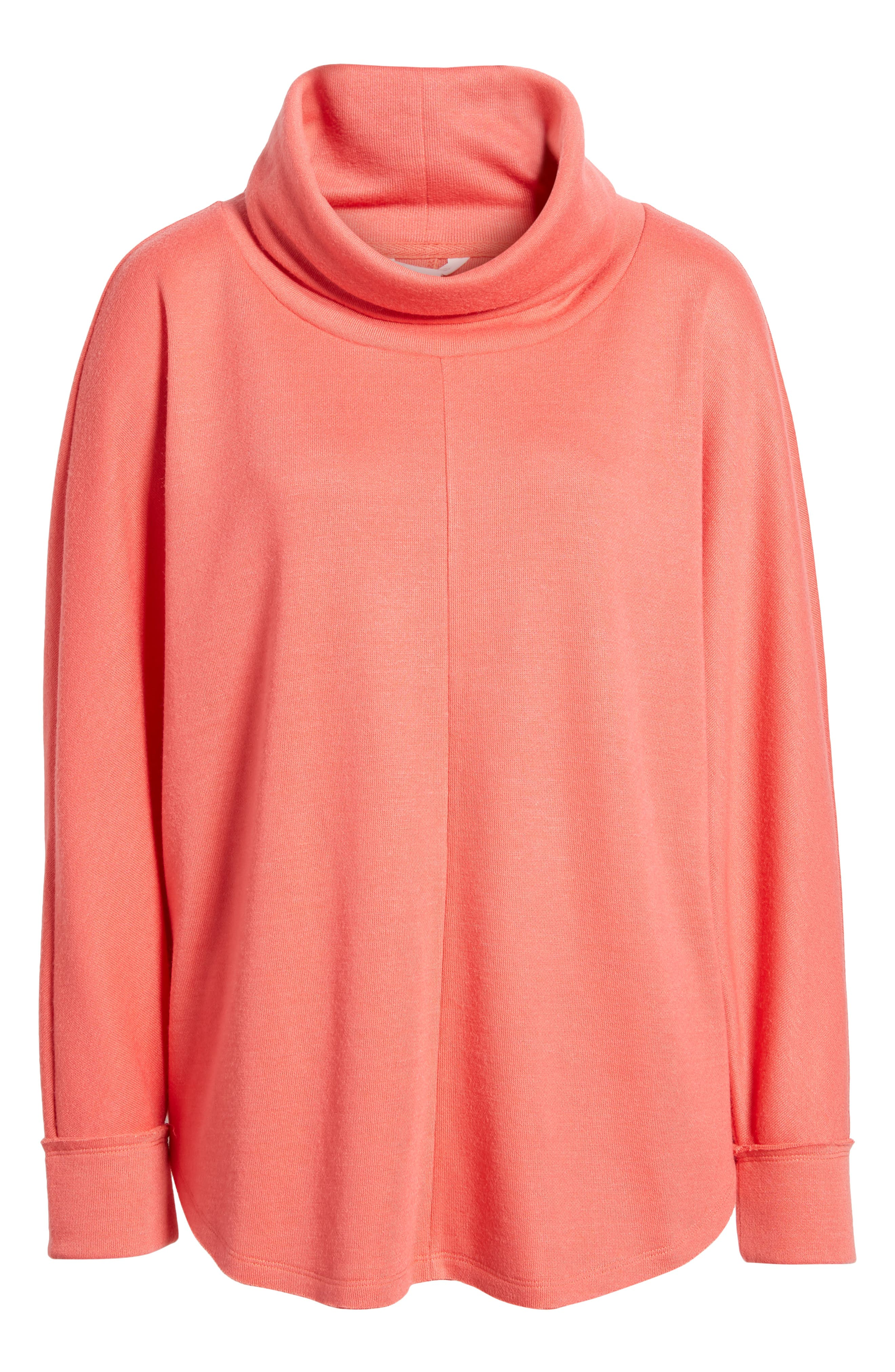 Cowl Neck Pullover,                             Alternate thumbnail 24, color,