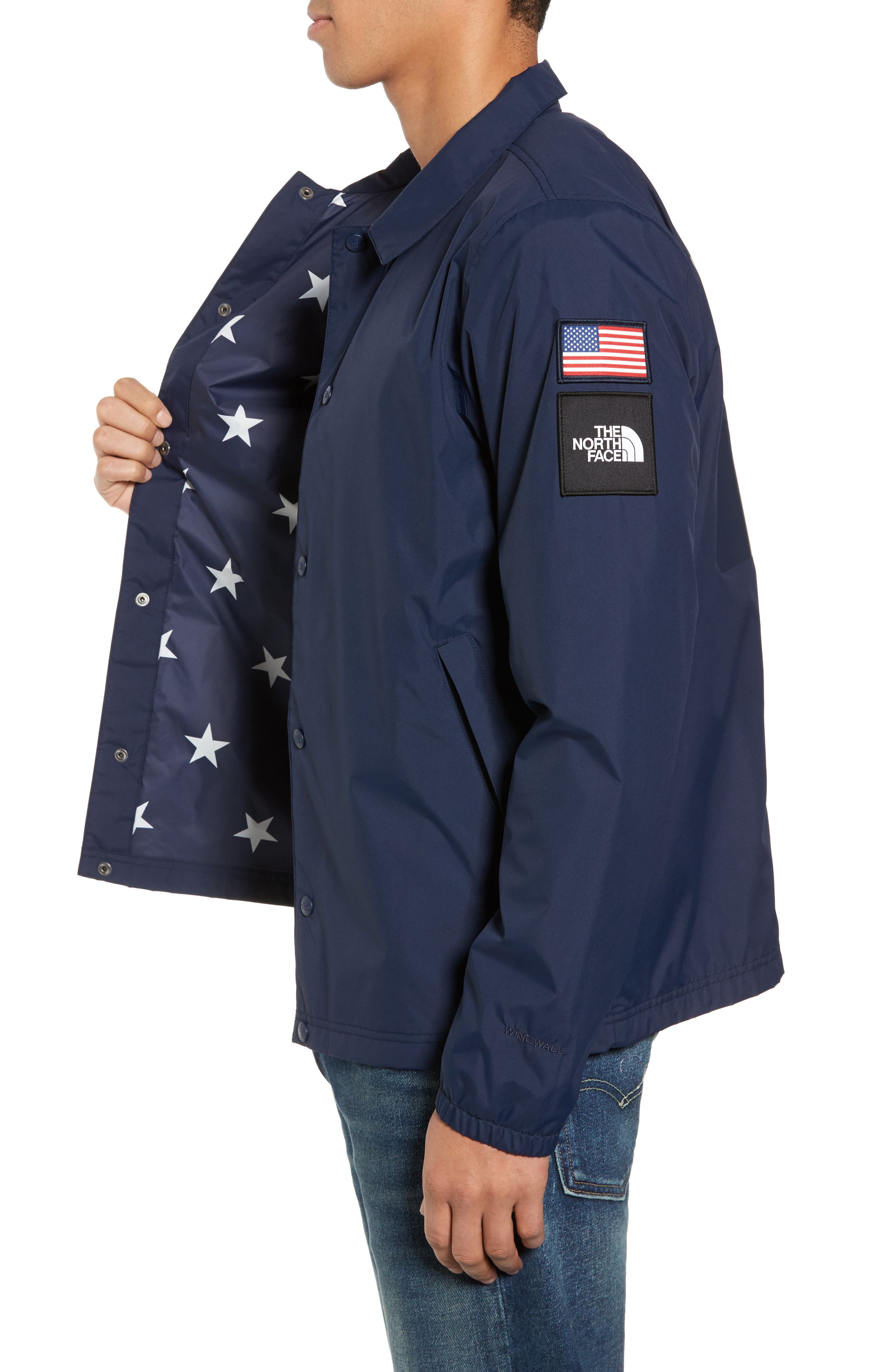 International Collection Coach Jacket,                             Alternate thumbnail 9, color,