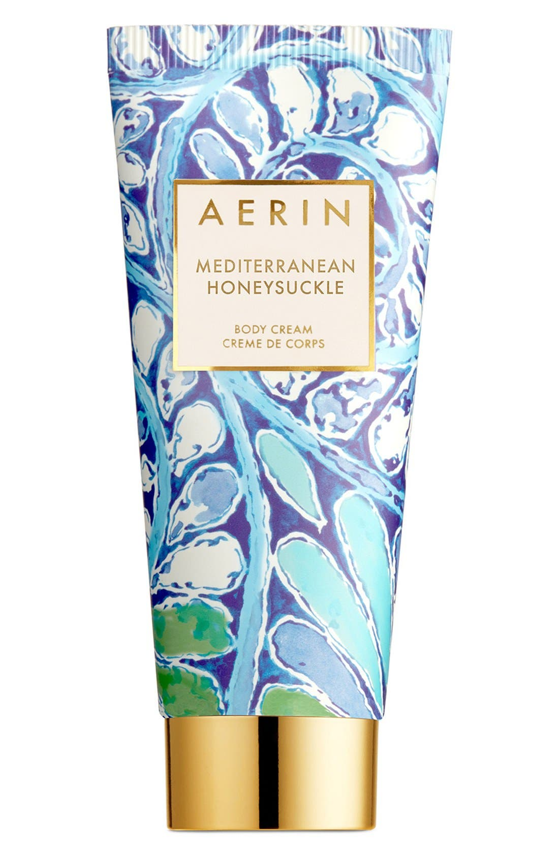 AERIN Beauty Mediterranean Honeysuckle Body Cream,                             Main thumbnail 1, color,                             NO COLOR