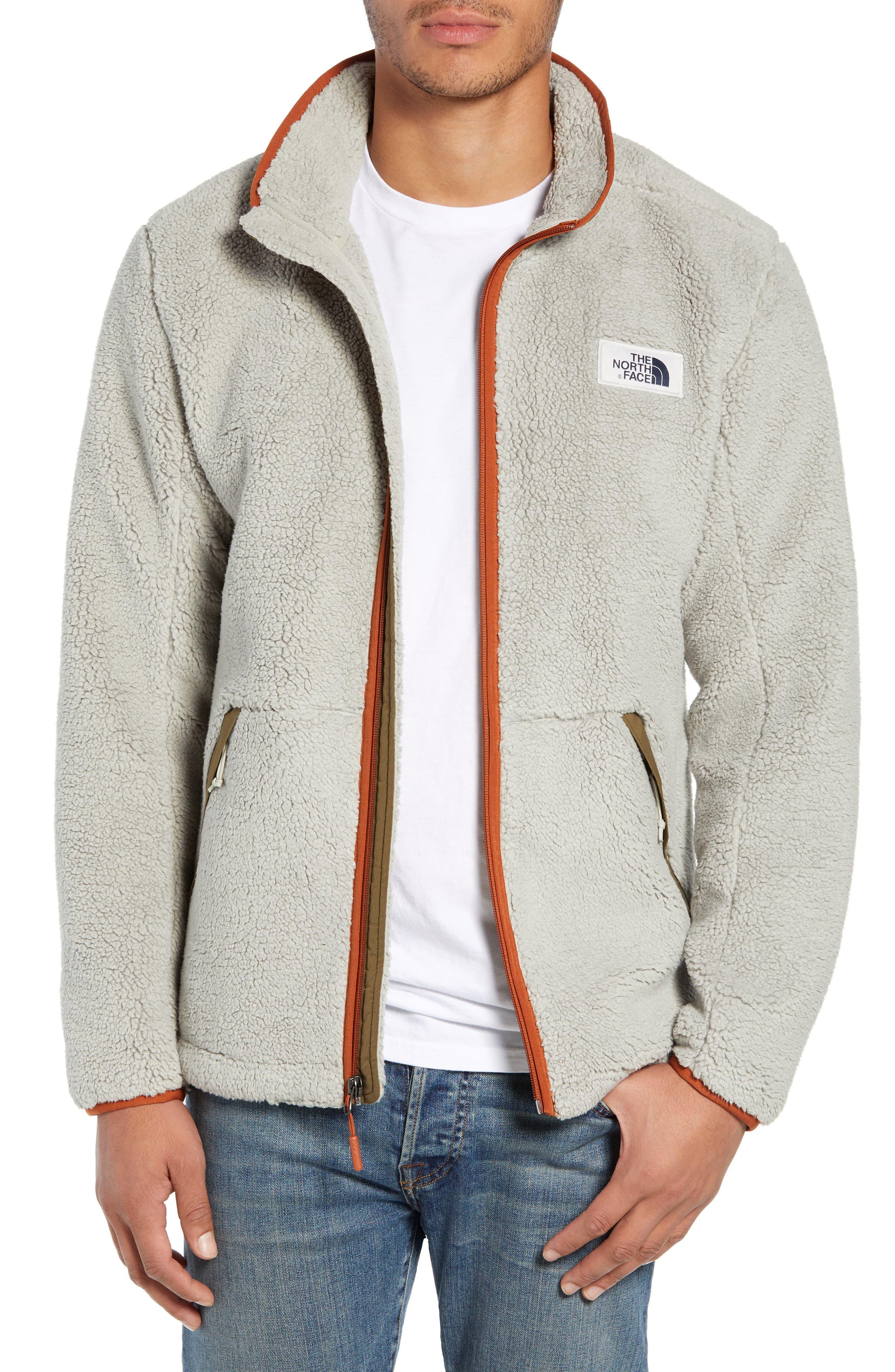 Campshire Zip Fleece Jacket,                             Main thumbnail 8, color,