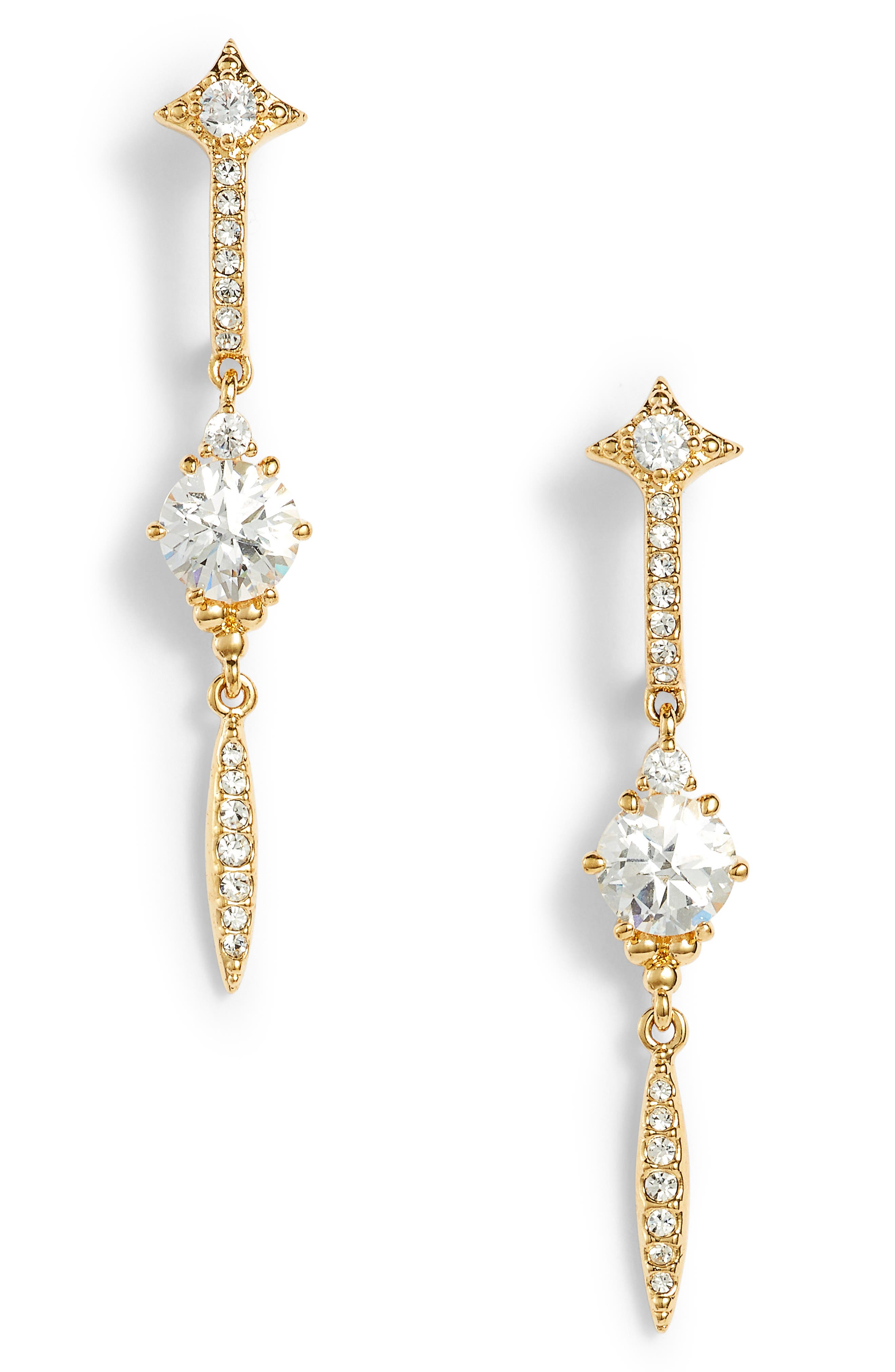 Cardamom Chain Earrings,                             Main thumbnail 1, color,                             710