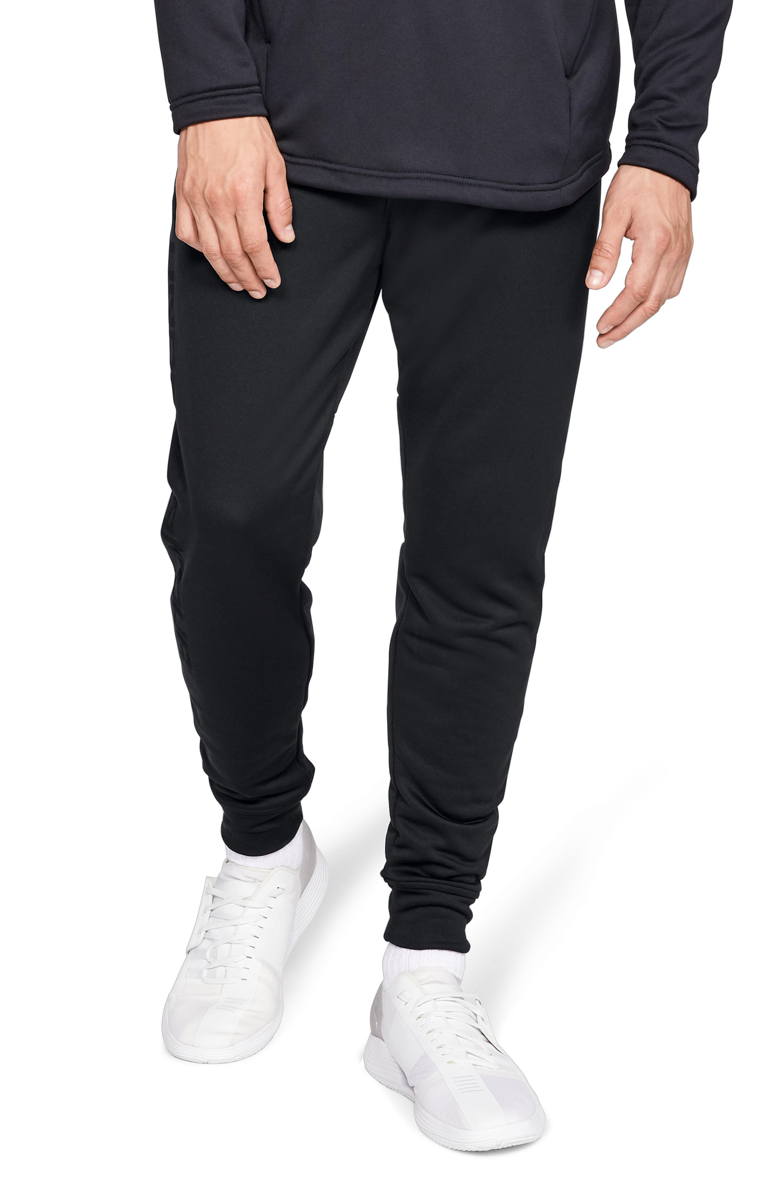 MK1 French Terry Joggers, Main, color, BLACK/ BLACK