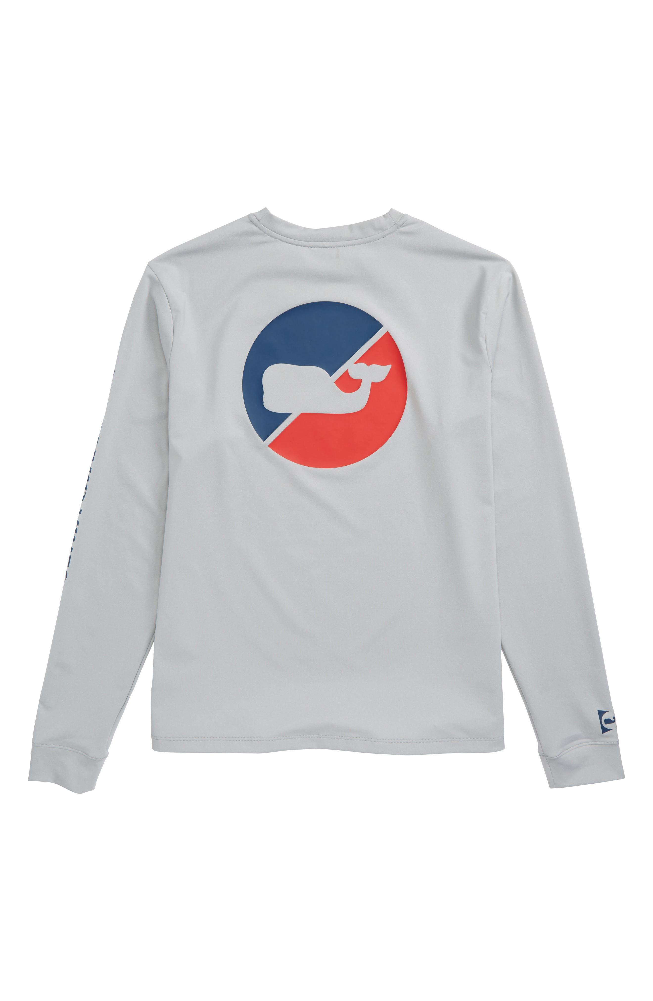 Burgee Graphic Performance T-Shirt,                             Alternate thumbnail 2, color,                             039