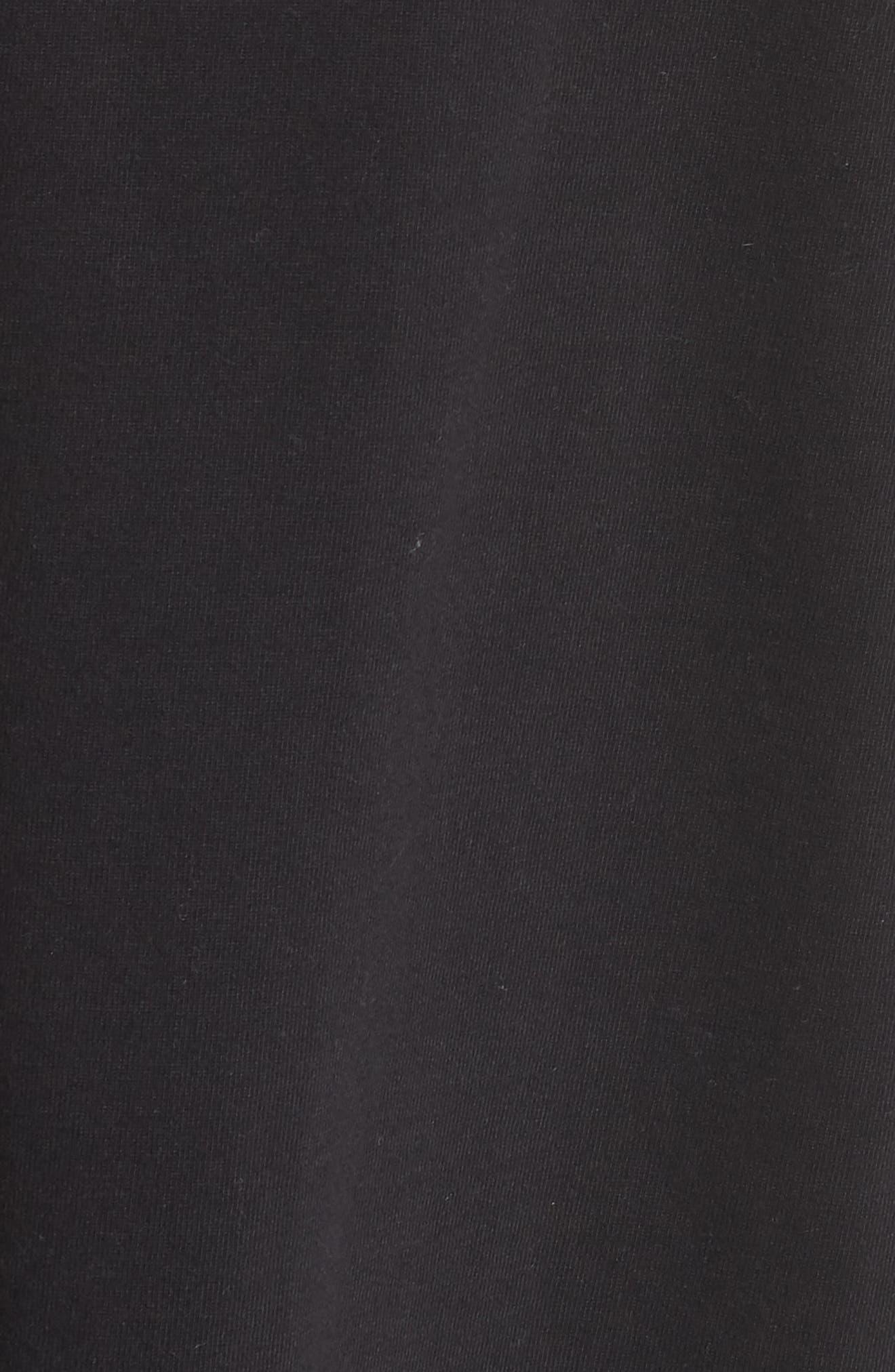 The Dartford Graphic Tee,                             Alternate thumbnail 6, color,                             BLACK