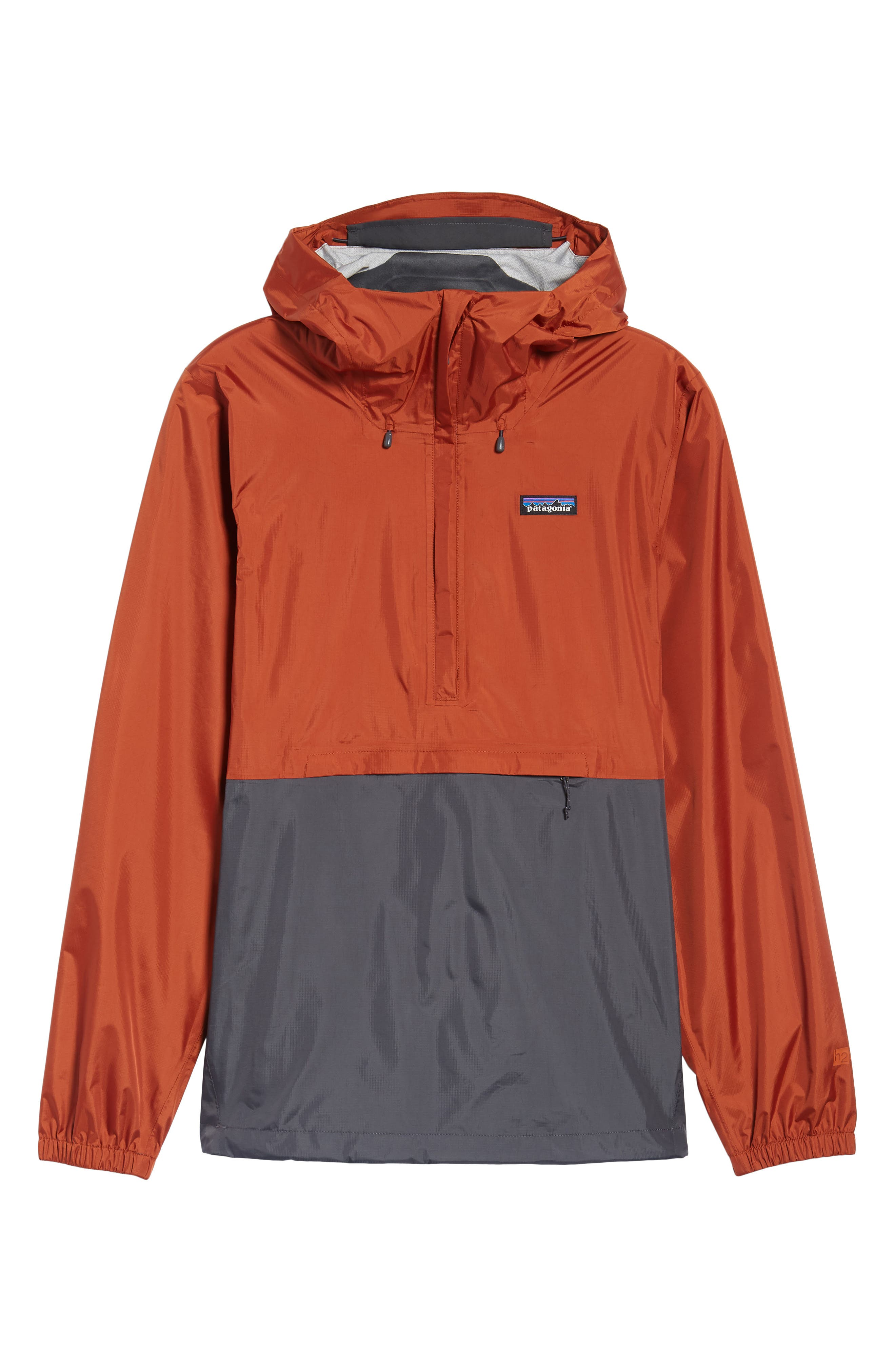 Torrentshell Packable Regular Fit Rain Jacket,                             Alternate thumbnail 5, color,                             COPPER ORE