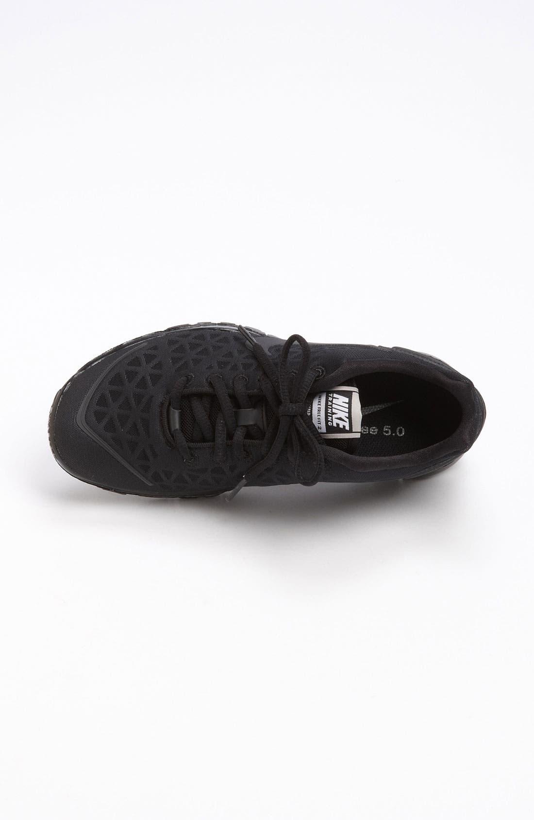 NIKE,                             'Free TR Fit 2' Training Shoe,                             Alternate thumbnail 3, color,                             001