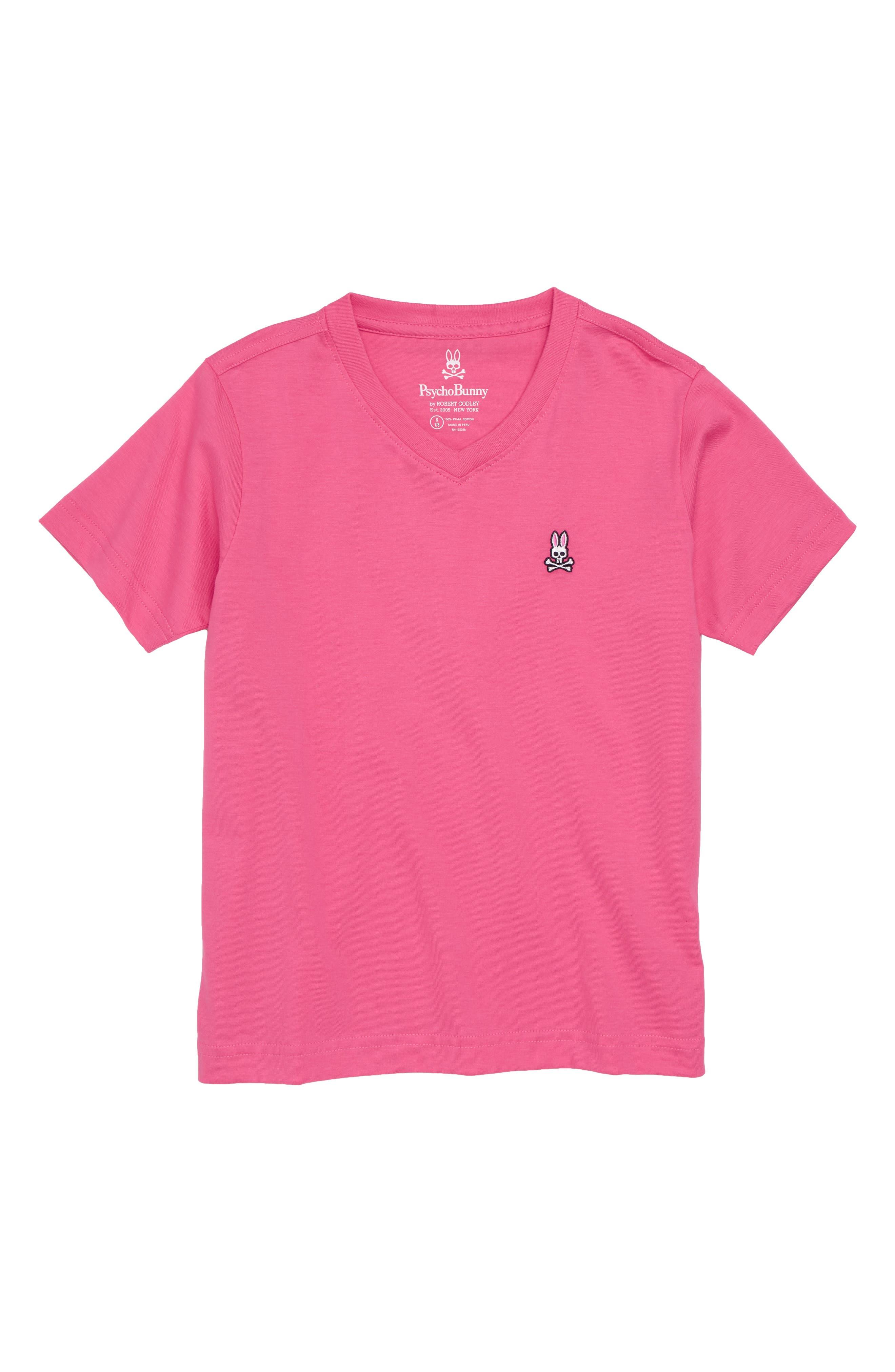 V-Neck T-Shirt,                             Main thumbnail 25, color,