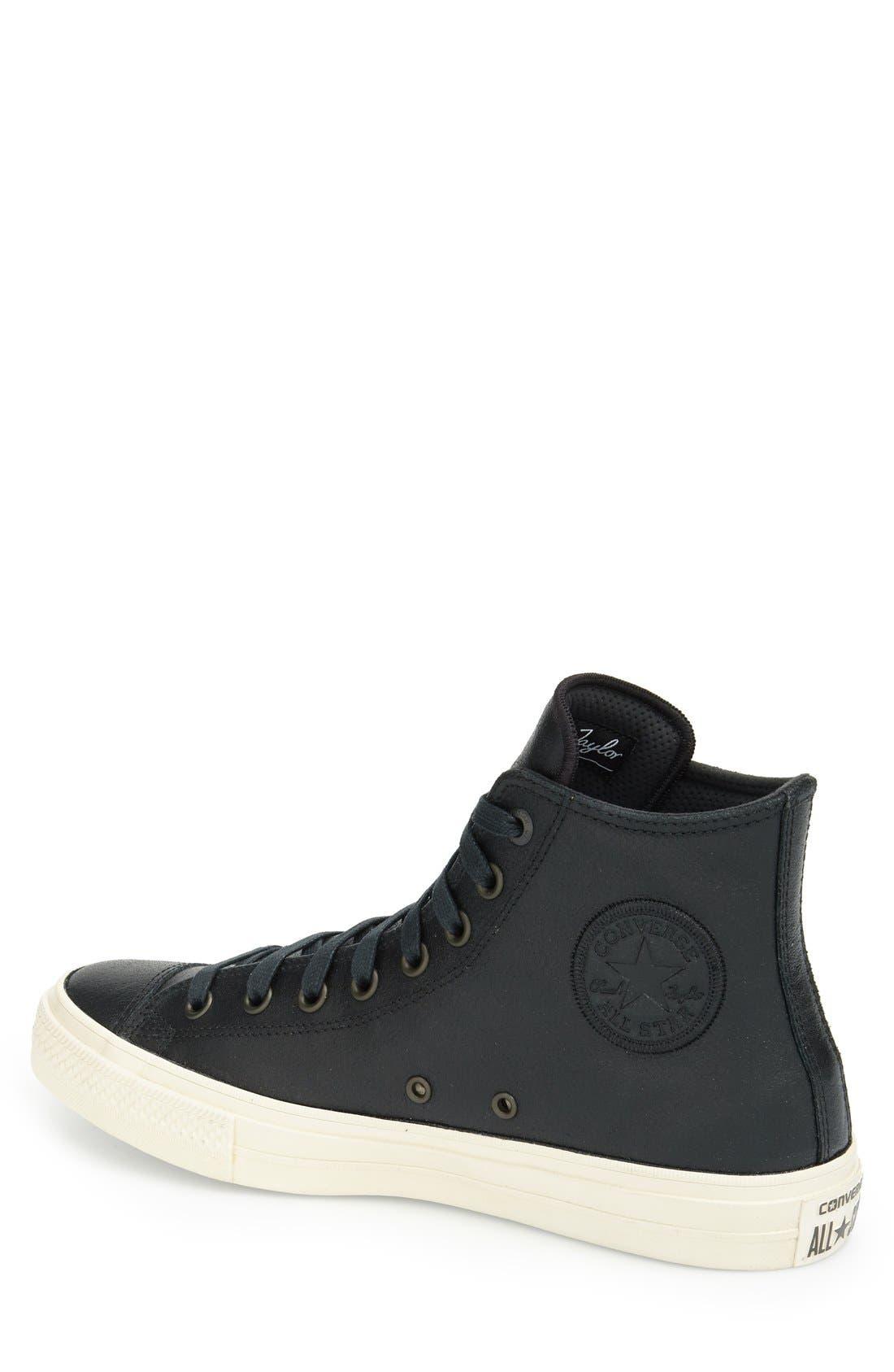 'Chuck II' High Top Sneaker,                             Alternate thumbnail 3, color,                             003