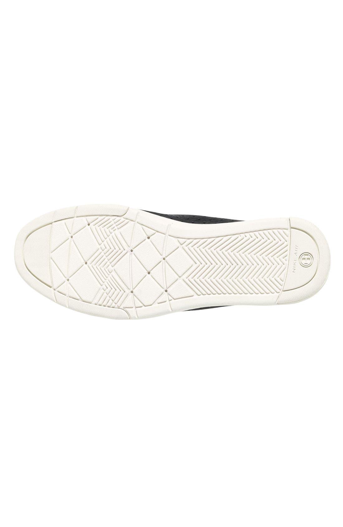 'Air Jasper' Sneaker,                             Alternate thumbnail 4, color,                             001