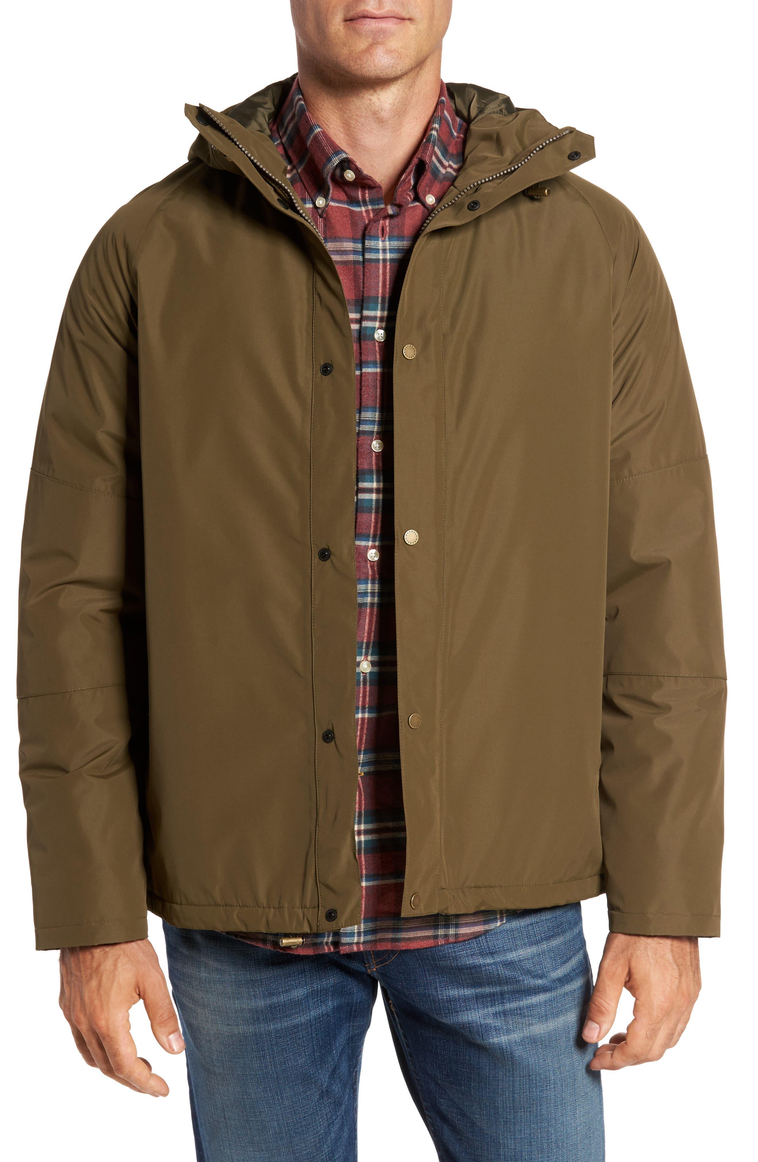 Rydal Waterproof Hooded Jacket,                         Main,                         color, 340