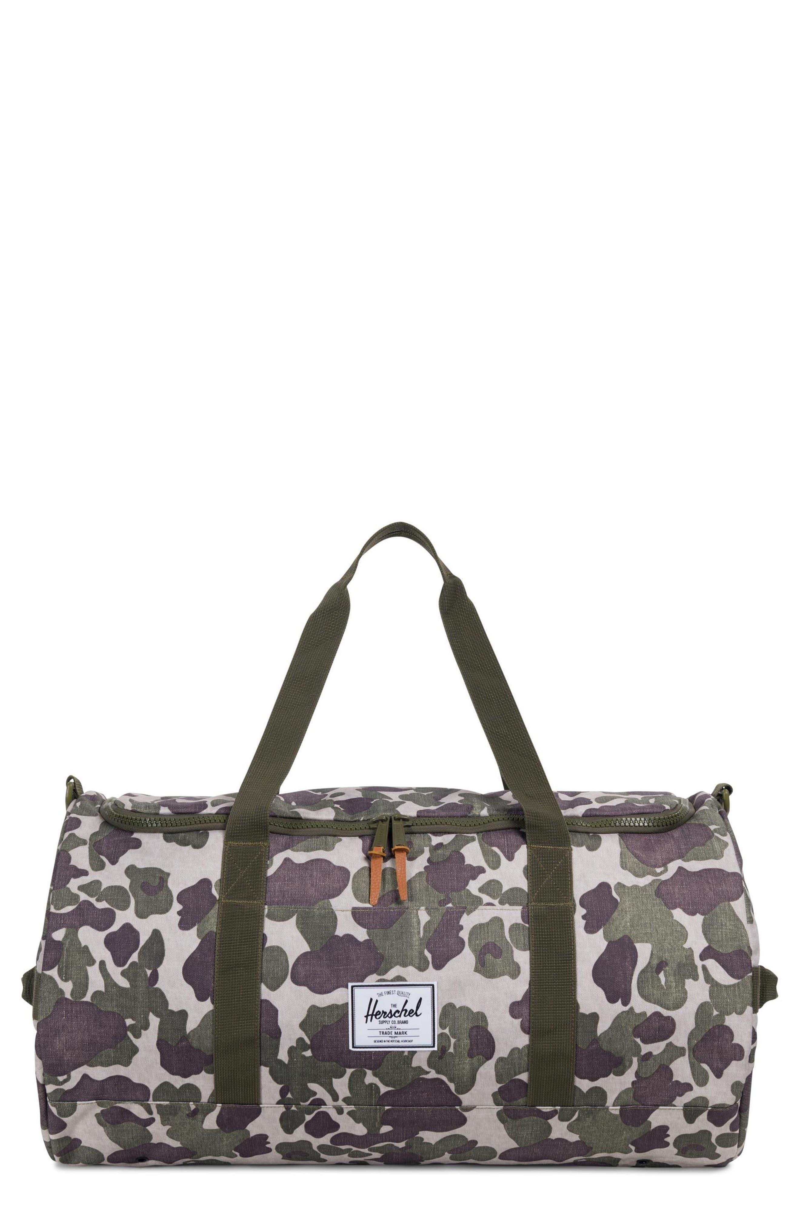 HERSCHEL SUPPLY CO. Sutton Duffel Bag, Main, color, 310